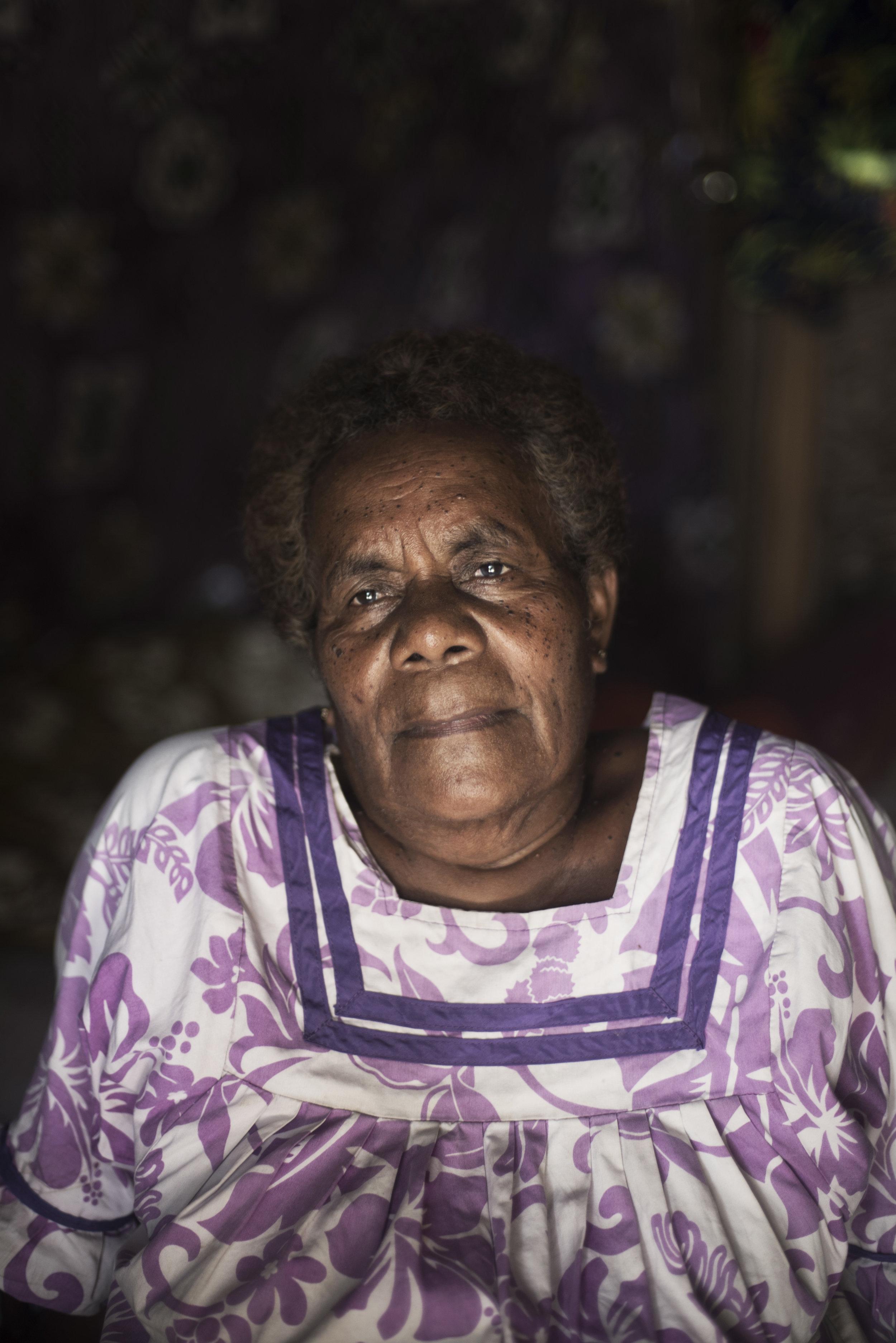 04. Madame Koma , Ouvea ( New Caledonia),  February 2018