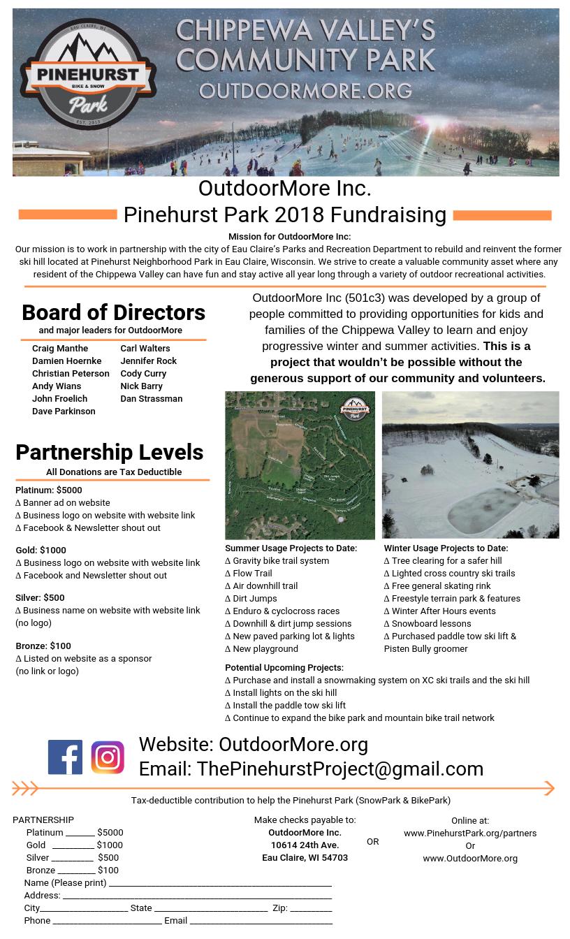 Pinehurst Park 2018 Fundraising Flyer 11.20.18.png
