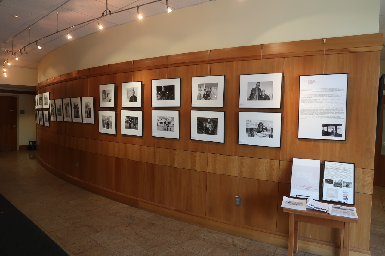 Exhibition at Wellesley Library July & August