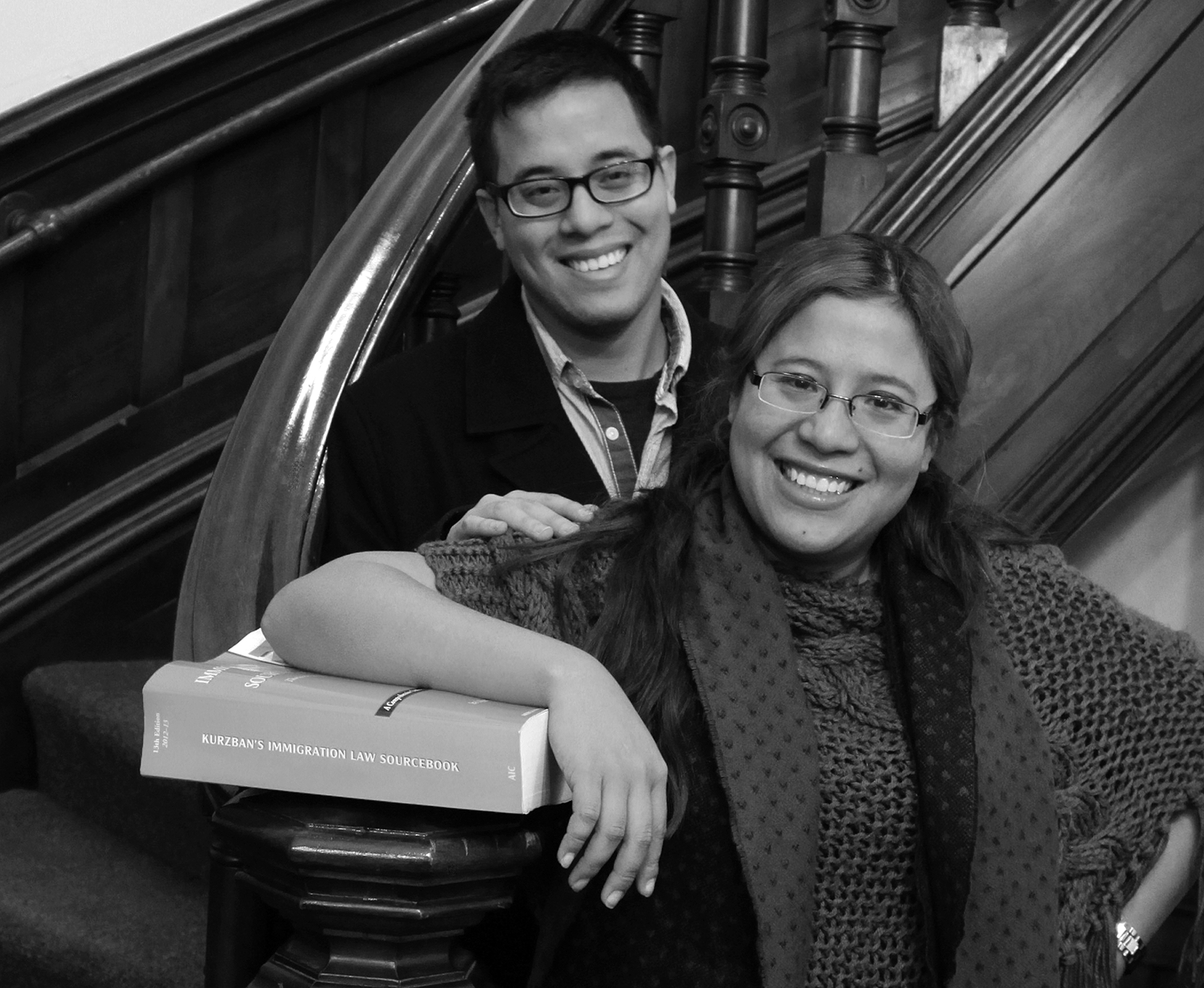 Jennifer Lorena Velarde and her brother Marco Velarde, Ecuador | Copyright © Mark Chester