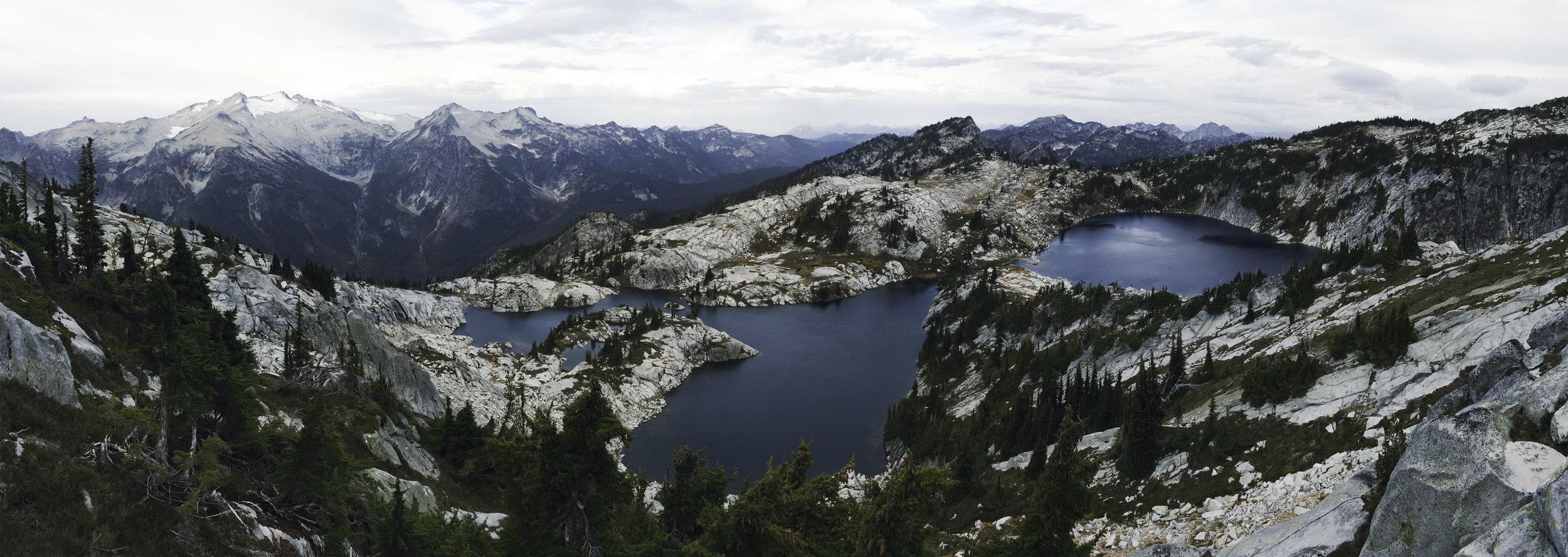 Robin Lakes, Alpine Lakes Wilderness, Washington