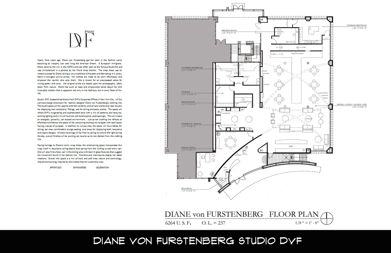 Plan Dressing En U diane von furstenberg studio dvf — jason j. wass