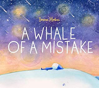 A WHALE OF A MISTAKE   (March 17, 2020. Available for pre-order.)