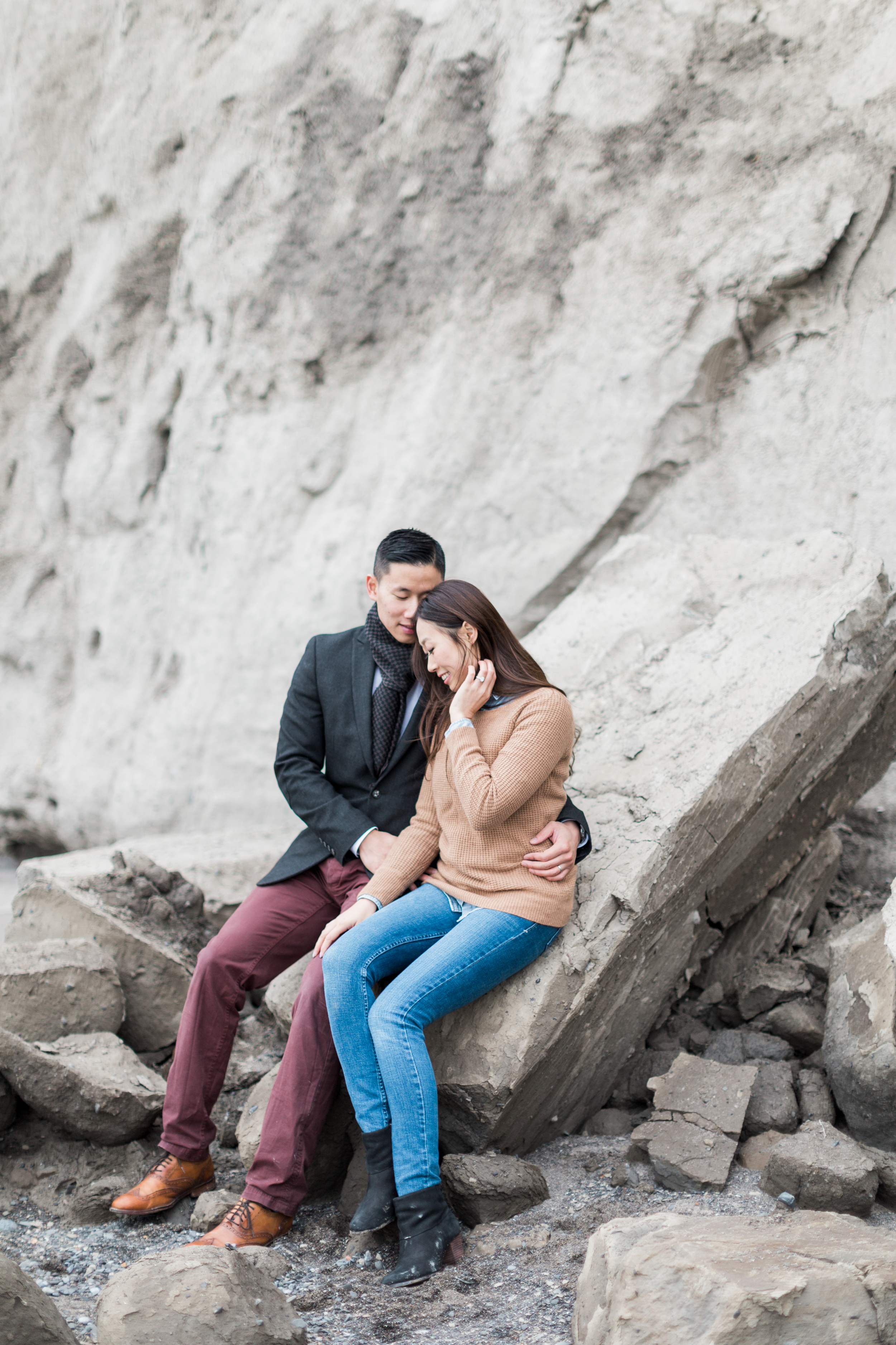 Scarborough Bluffs Fall Engagement Session-8373.jpg