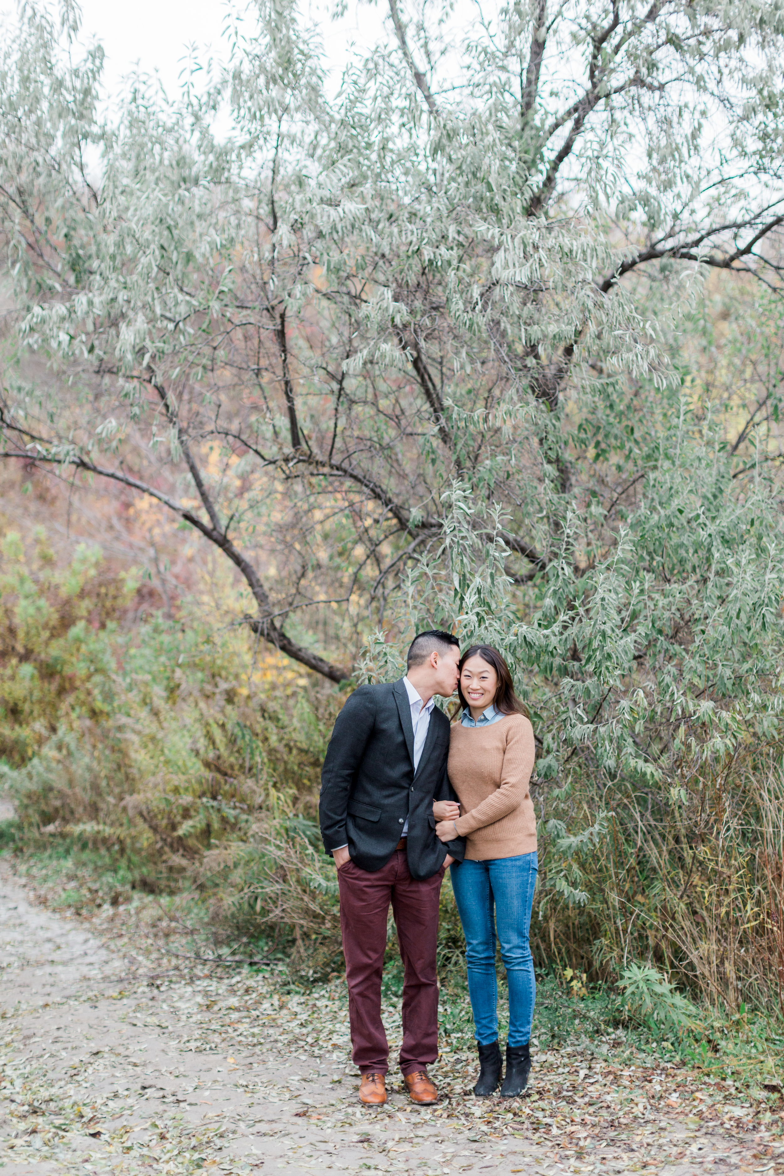 Scarborough Bluffs Fall Engagement Session-8812.jpg