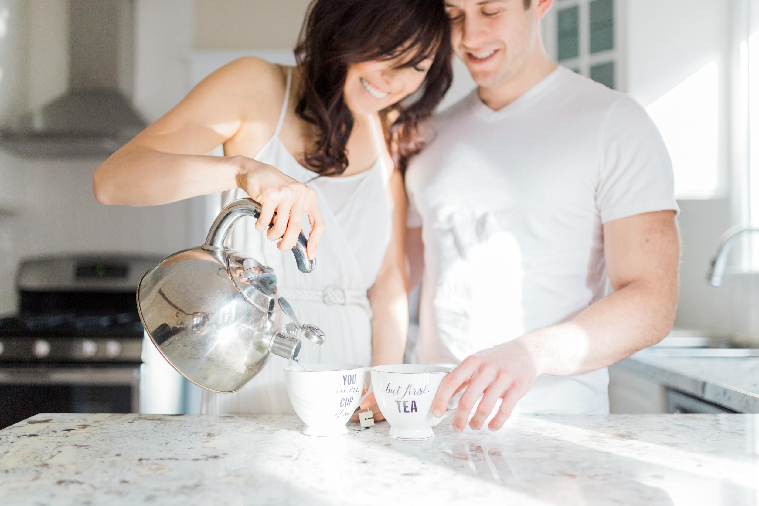 Cari Zhu Photography - Toronto Engagement At Home Kitchen Lifestyle Session-5220.jpg