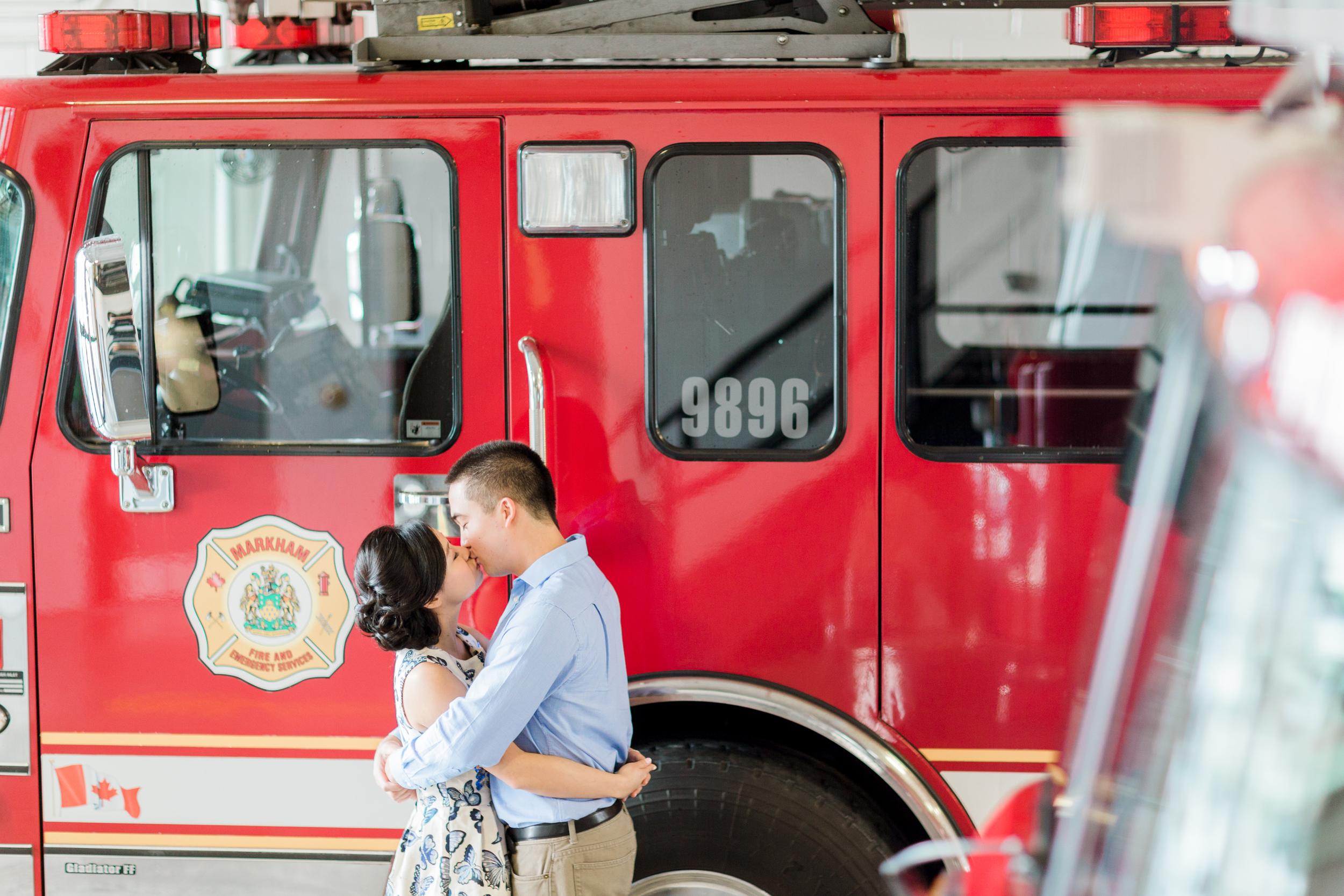 Cari Zhu Photography - Markham Fire Station Engagement Session-4475.jpg