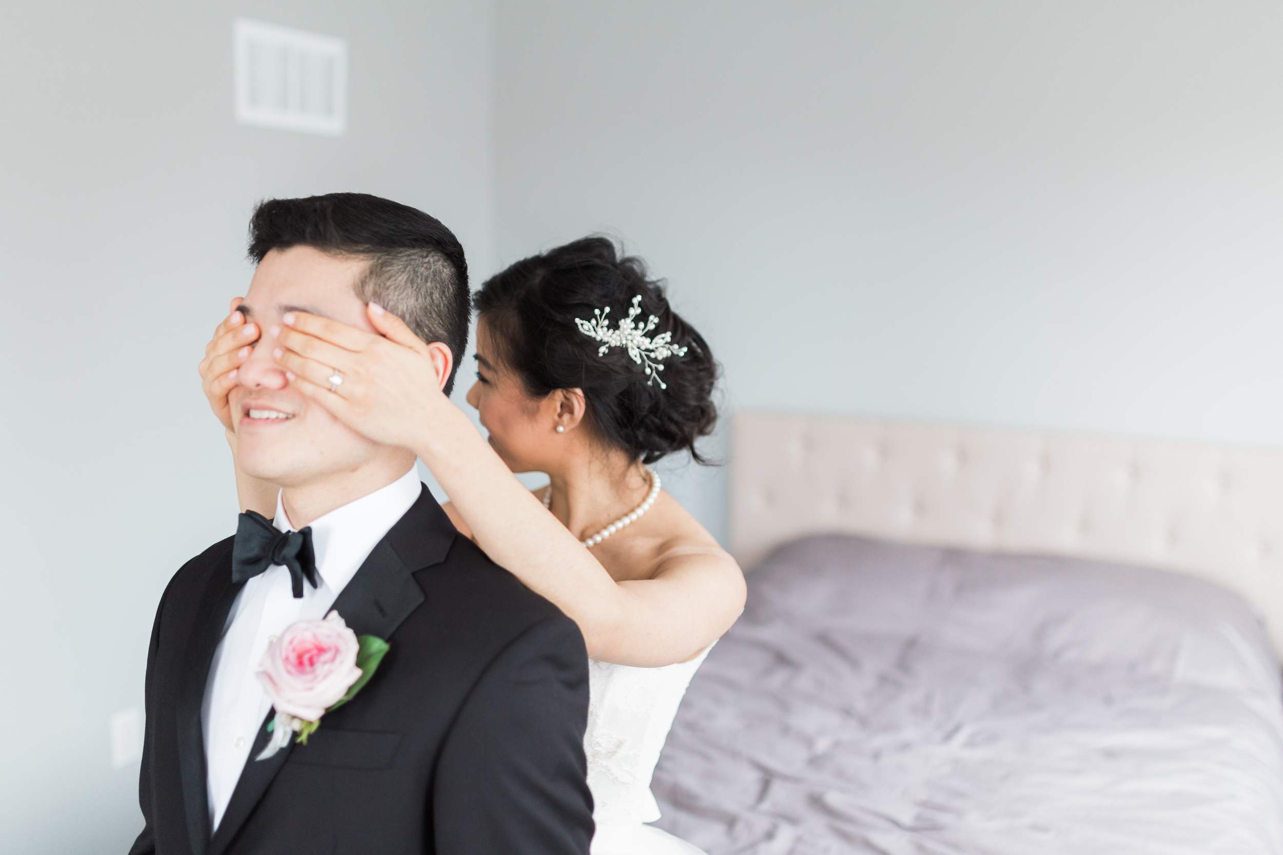 Cari Zhu Photography - Alexander Muir Gardens Wedding - First Look-9351.jpg