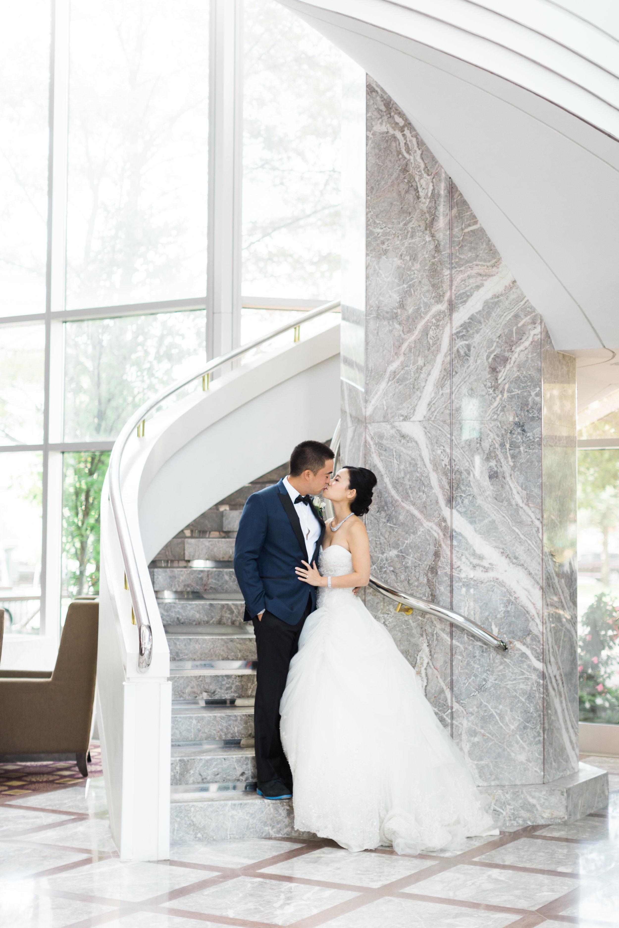 Toronto Fine Art Photographer - Hilton Markham Wedding - First Look-19.jpg