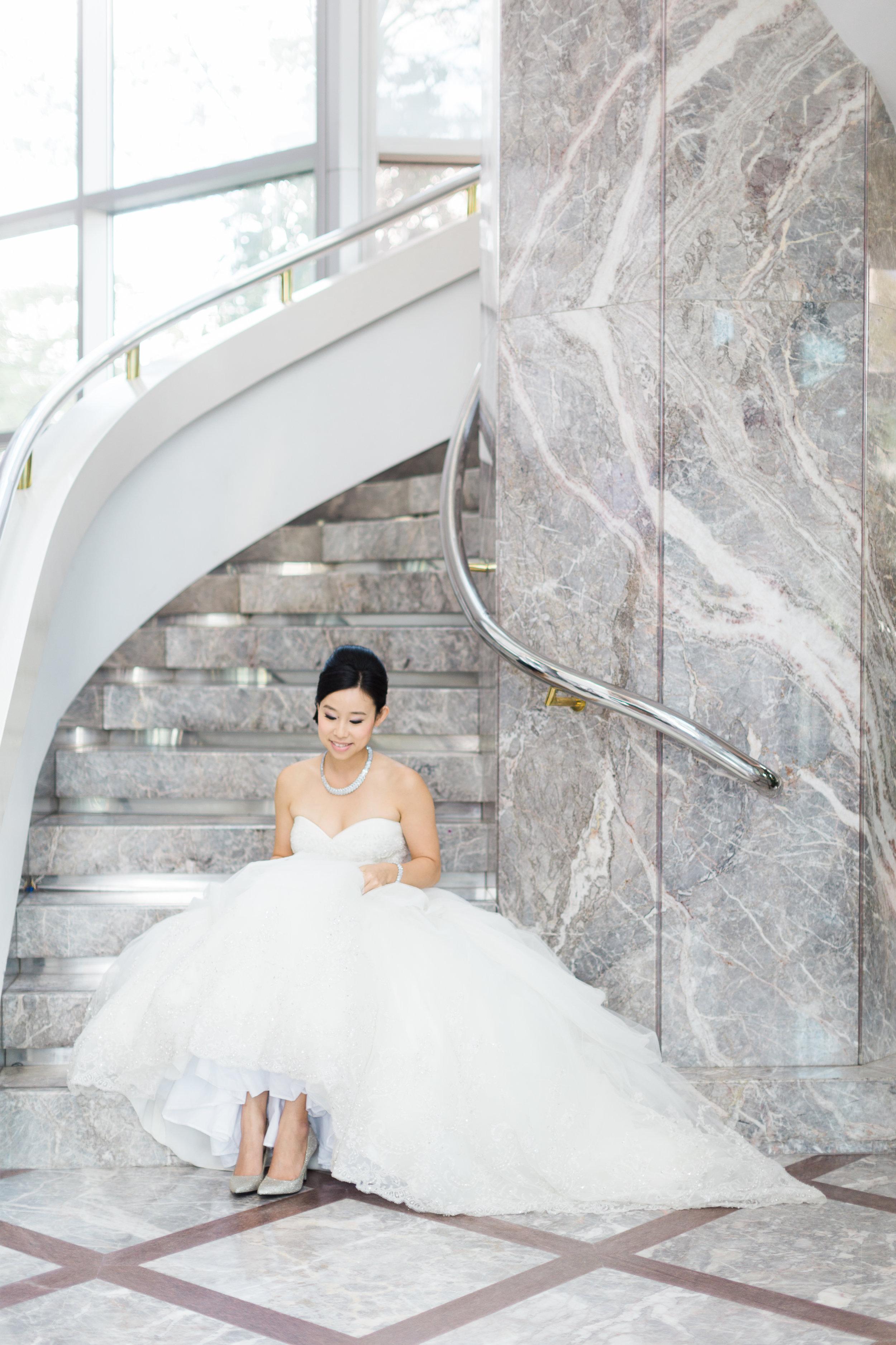 Toronto Fine Art Photographer - Hilton Markham Wedding - First Look-53.jpg