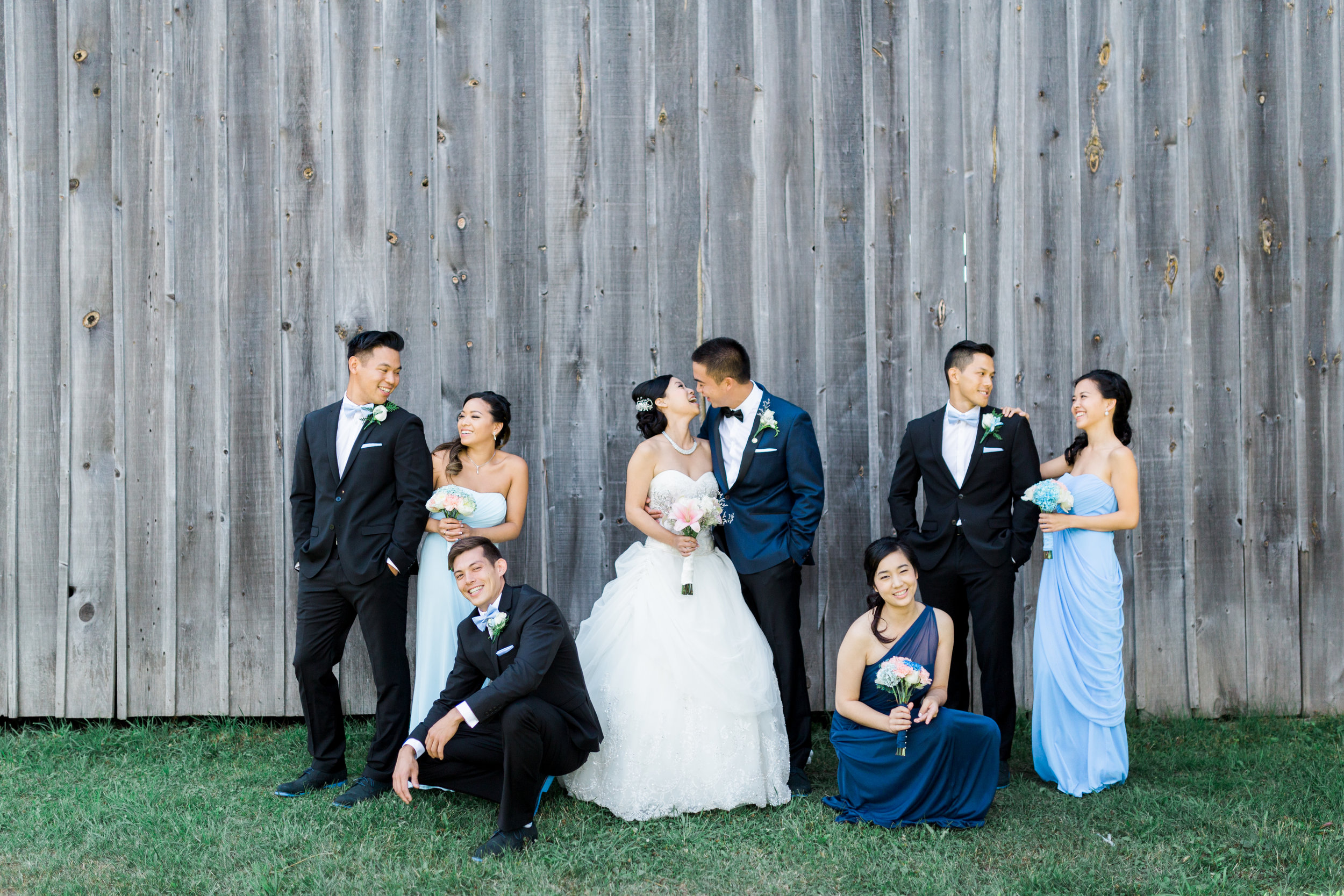 Toronto Fine Art Photographer - Markham Museum Wedding - Bridal Party Portraits-17.jpg
