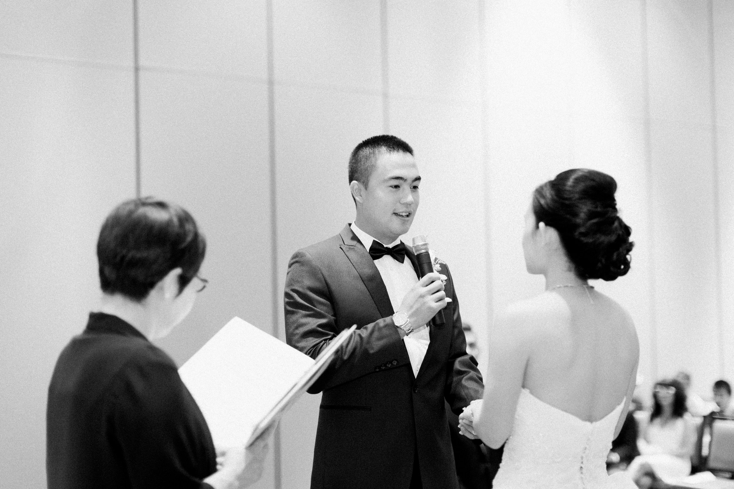 Toronto Fine Art Photographer - Hilton Markham Wedding - Ceremony-106.jpg