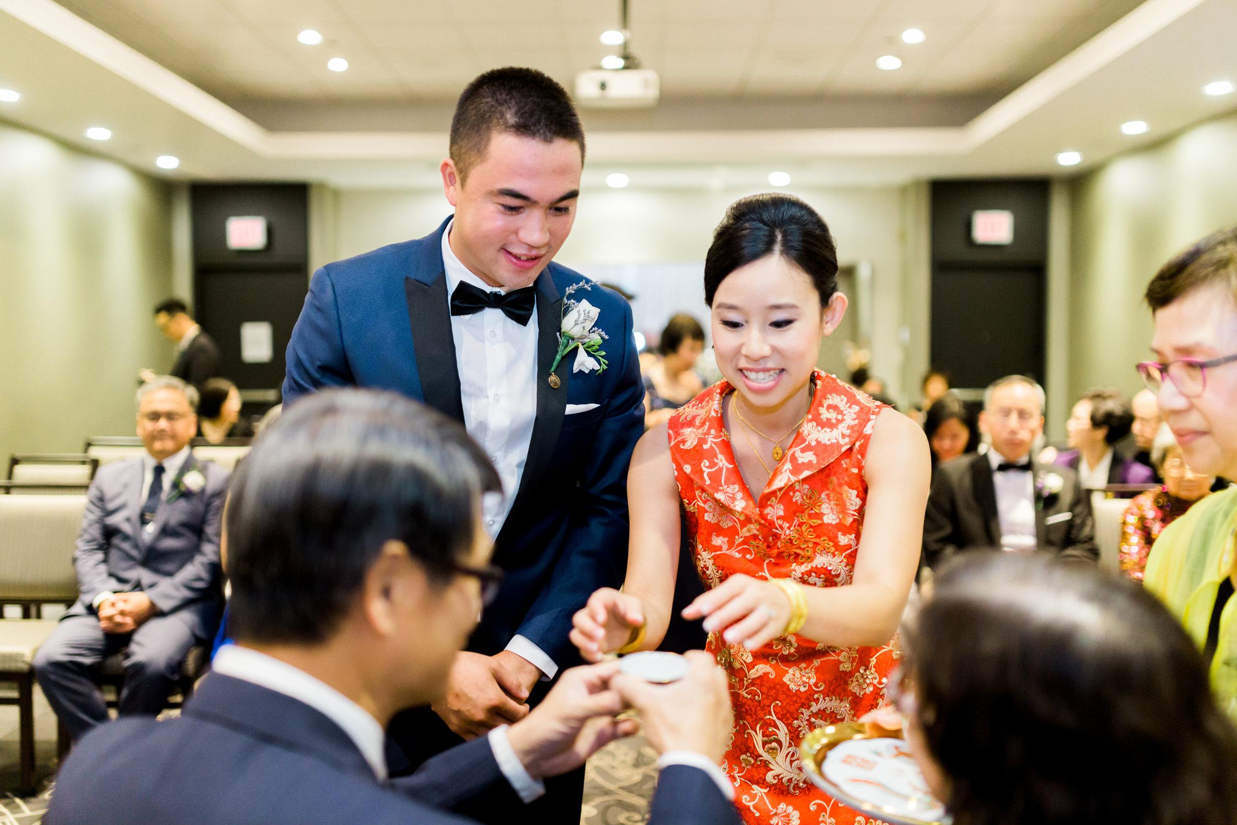 Toronto Fine Art Photographer - Hilton Markham Wedding - Tea Ceremony-59.jpg