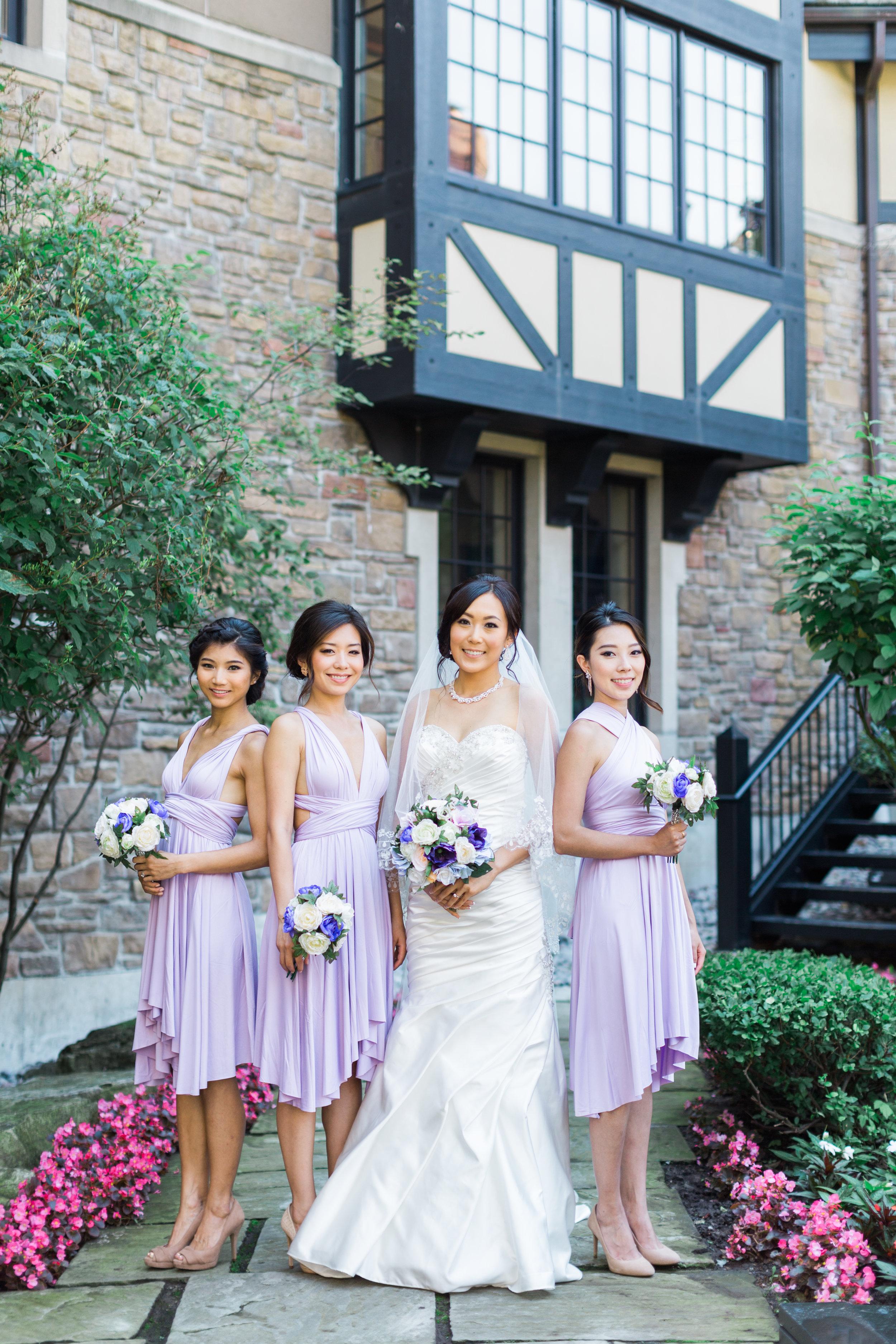 Toronto Fine Art Photographer - Old Mill Wedding - Bridesmaids Photos-2.jpg