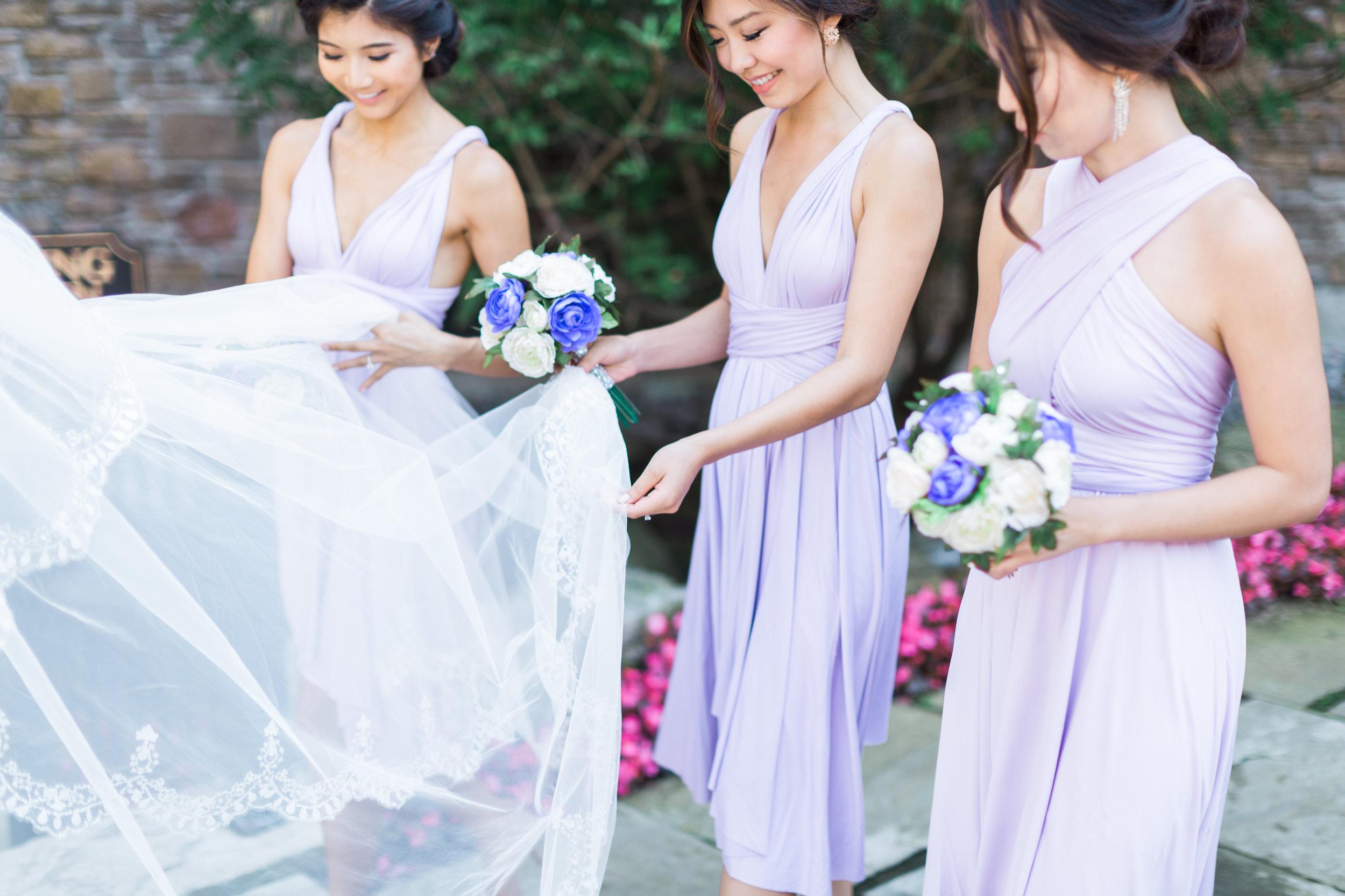 Toronto Fine Art Photographer - Old Mill Wedding - Bridesmaids Photos-16.jpg