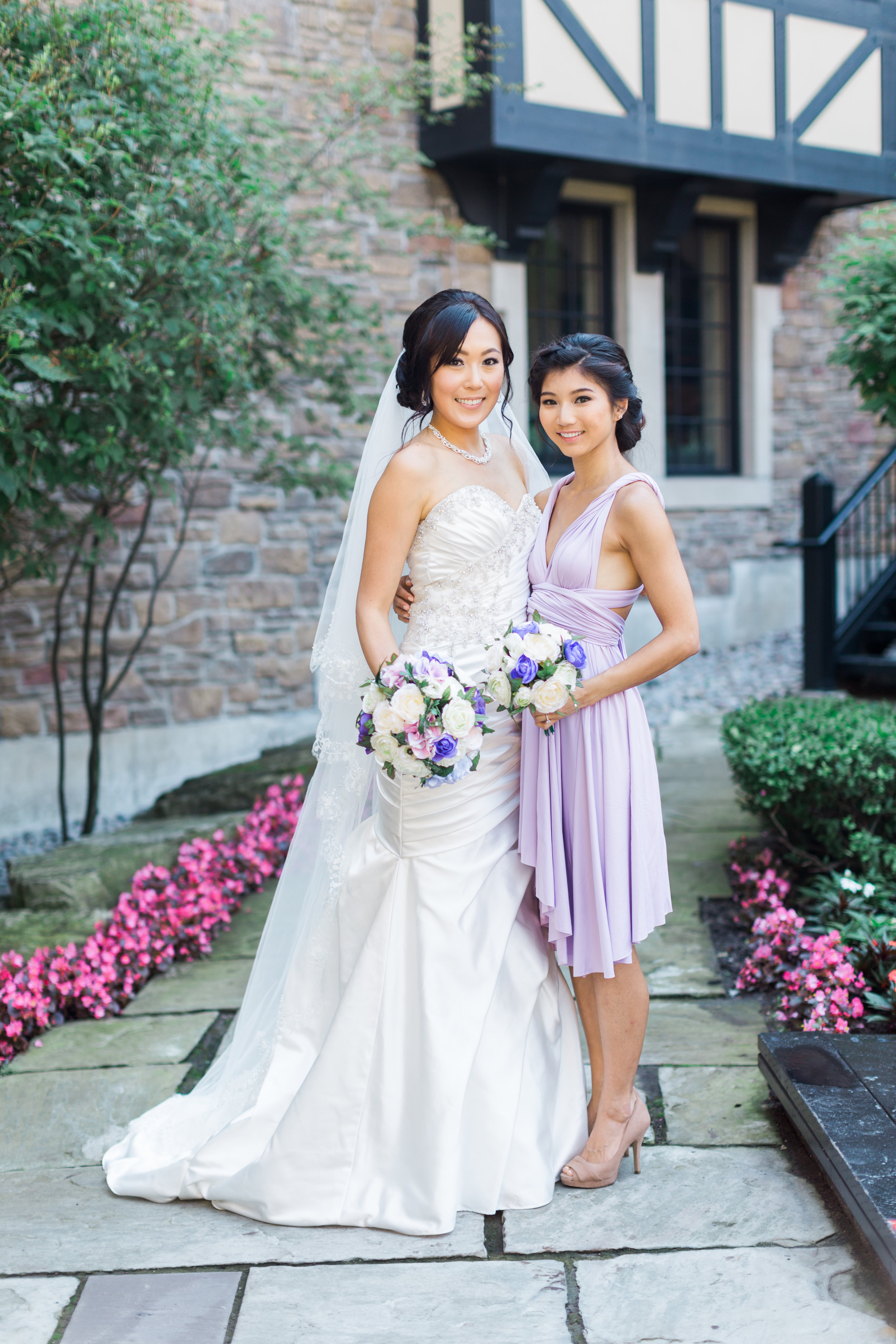 Toronto Fine Art Photographer - Old Mill Wedding - Bridesmaids Photos-25.jpg