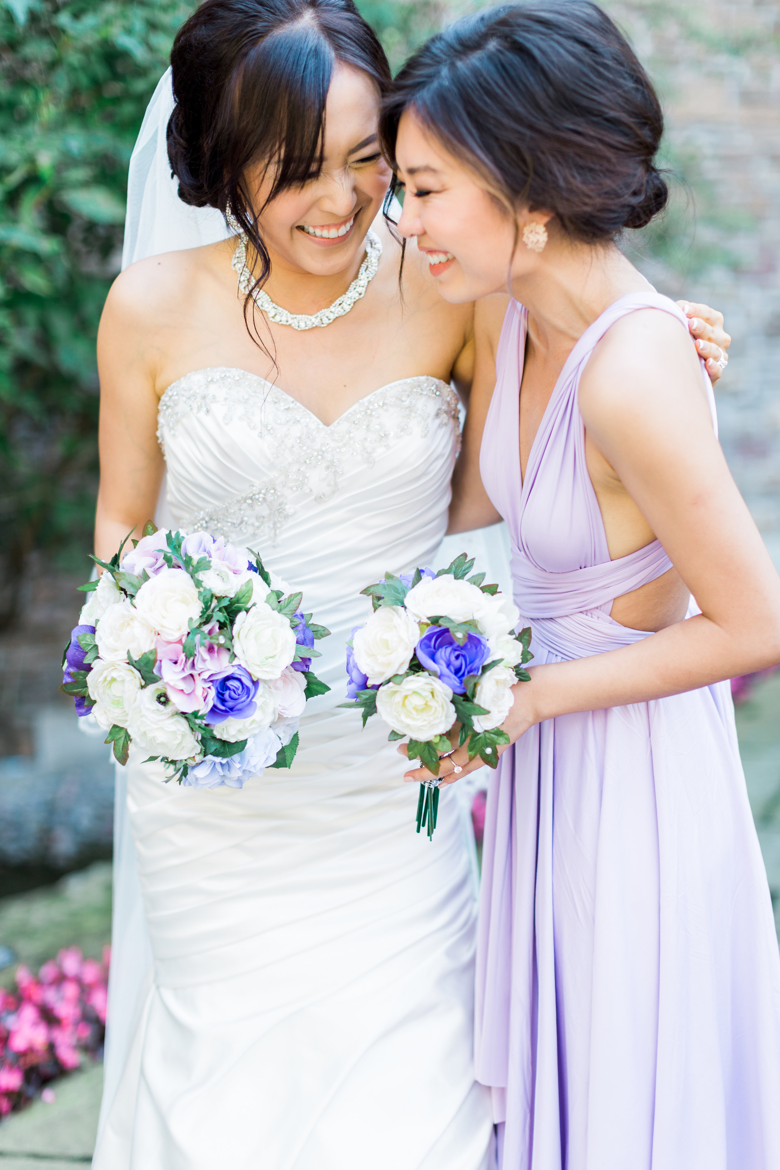 Toronto Fine Art Photographer - Old Mill Wedding - Bridesmaids Photos-30.jpg