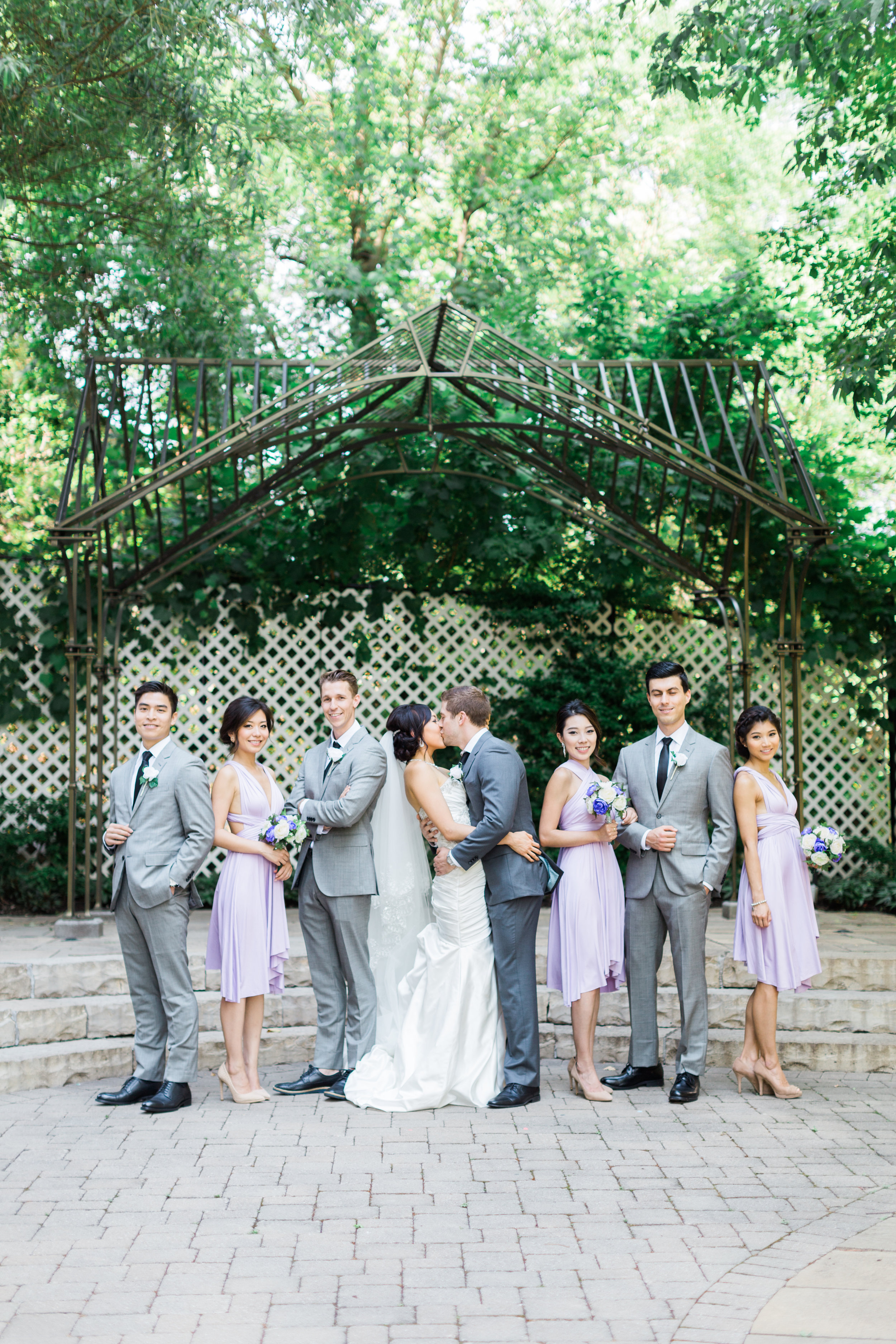 Toronto Fine Art Photographer - Old Mill Wedding - Bridal Party Photos-7.jpg