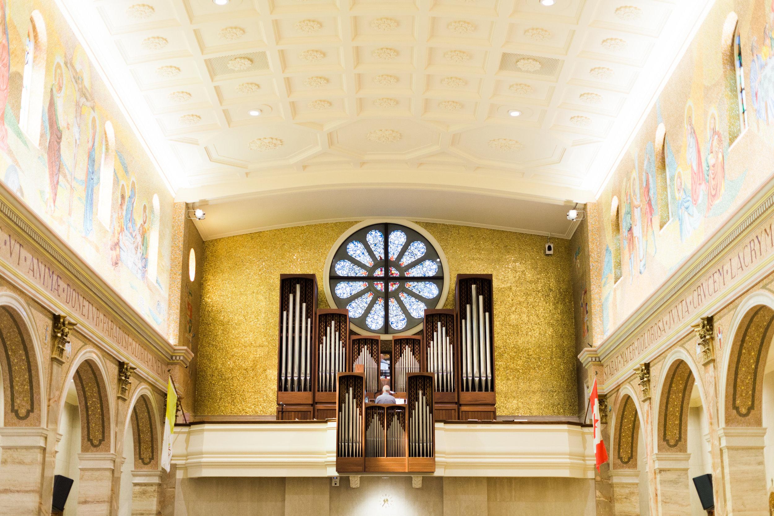Toronto Fine Art Photographer - Lady of Sorrows Catholic Church Wedding - Ceremony-8.jpg