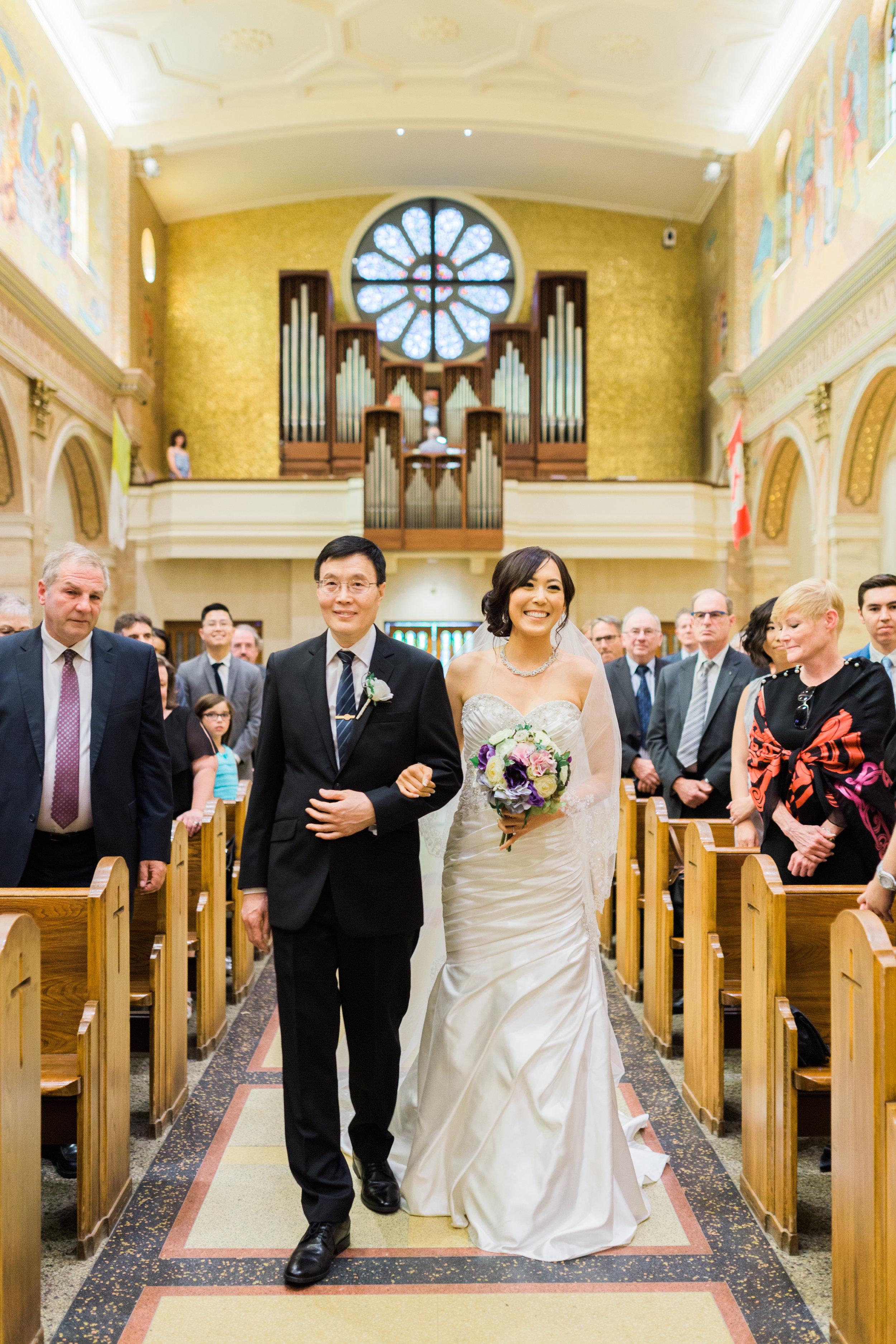 Toronto Fine Art Photographer - Lady of Sorrows Catholic Church Wedding - Ceremony-41.jpg