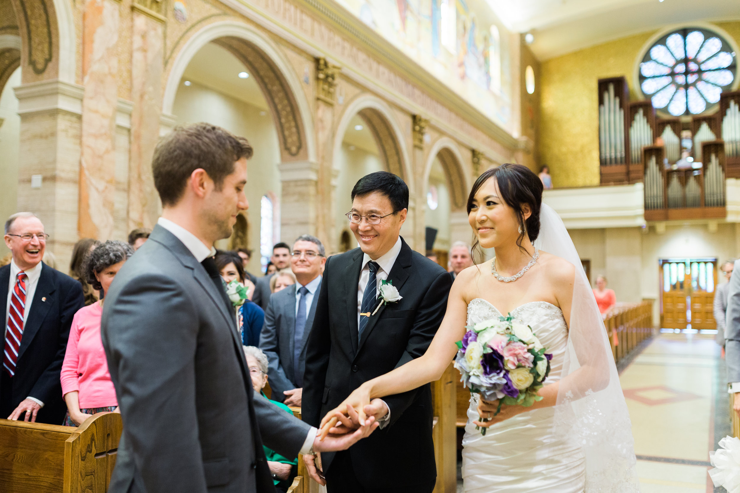 Toronto Fine Art Photographer - Lady of Sorrows Catholic Church Wedding - Ceremony-49.jpg