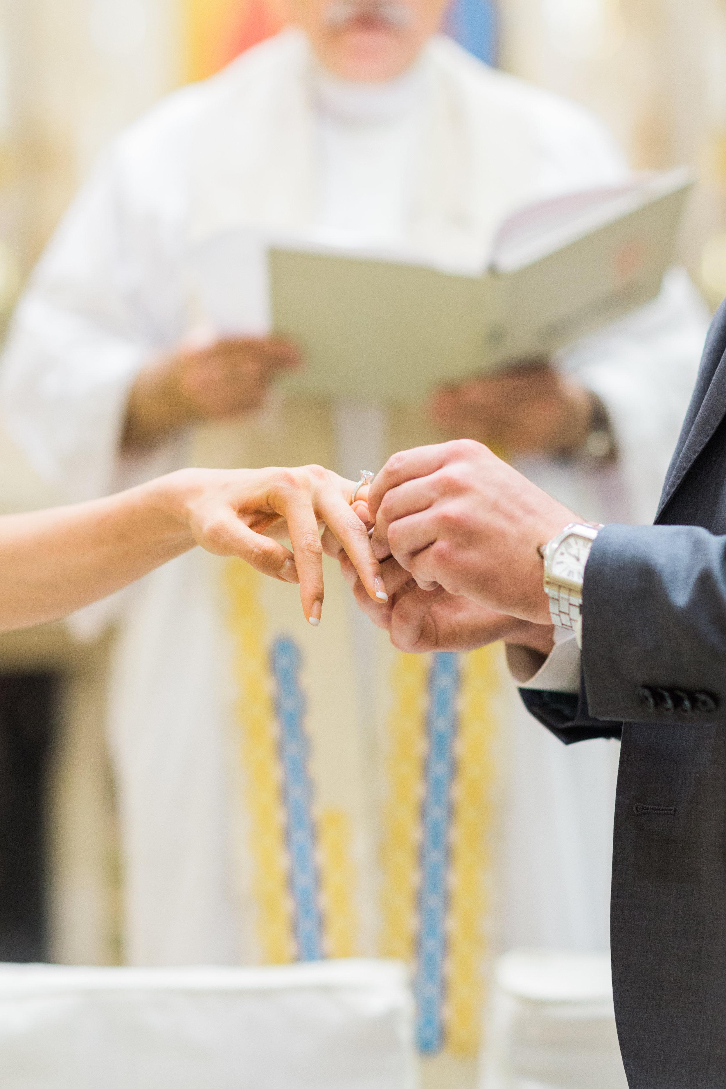 Toronto Fine Art Photographer - Lady of Sorrows Catholic Church Wedding - Ceremony-87.jpg