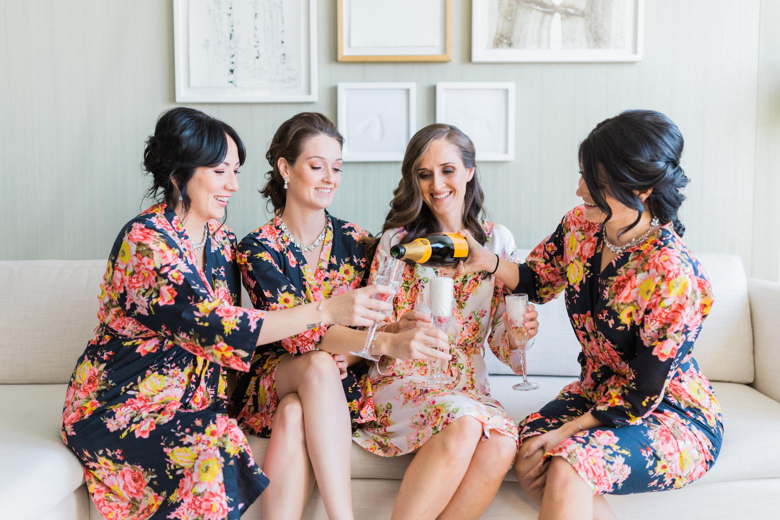 Toronto Fine Art Photographer - Four Seasons Yorkville Wedding - Bride Getting Ready-28.jpg