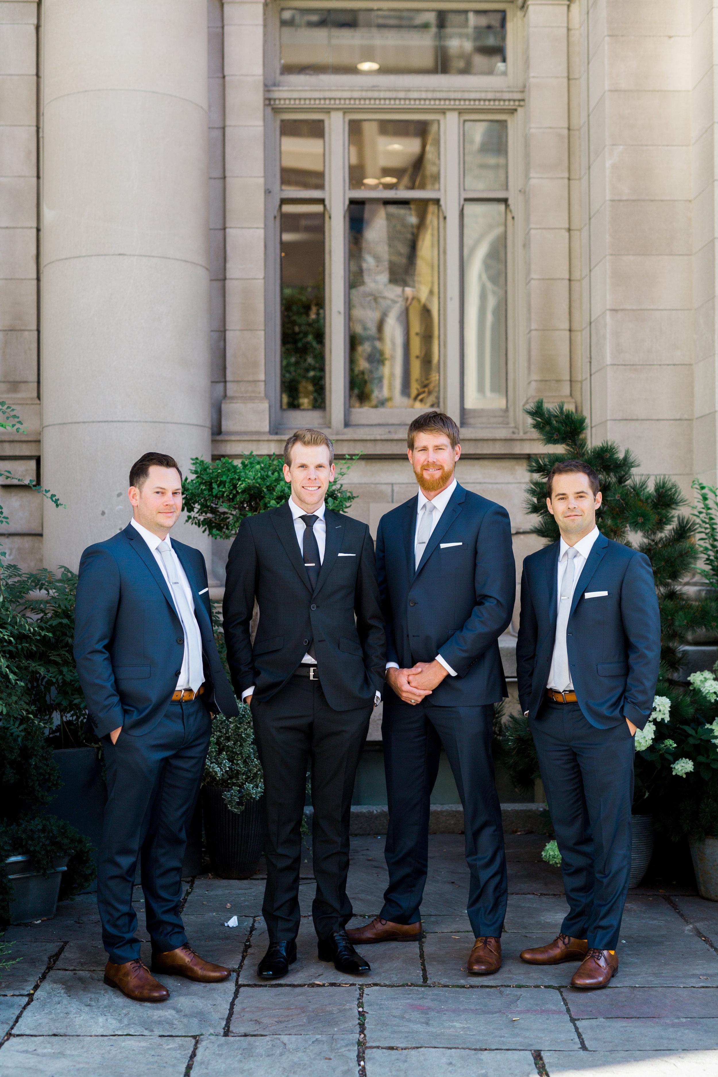 Toronto Fine Art Photographer - Yorkville Wedding - Bridal Party Portraits-22.jpg