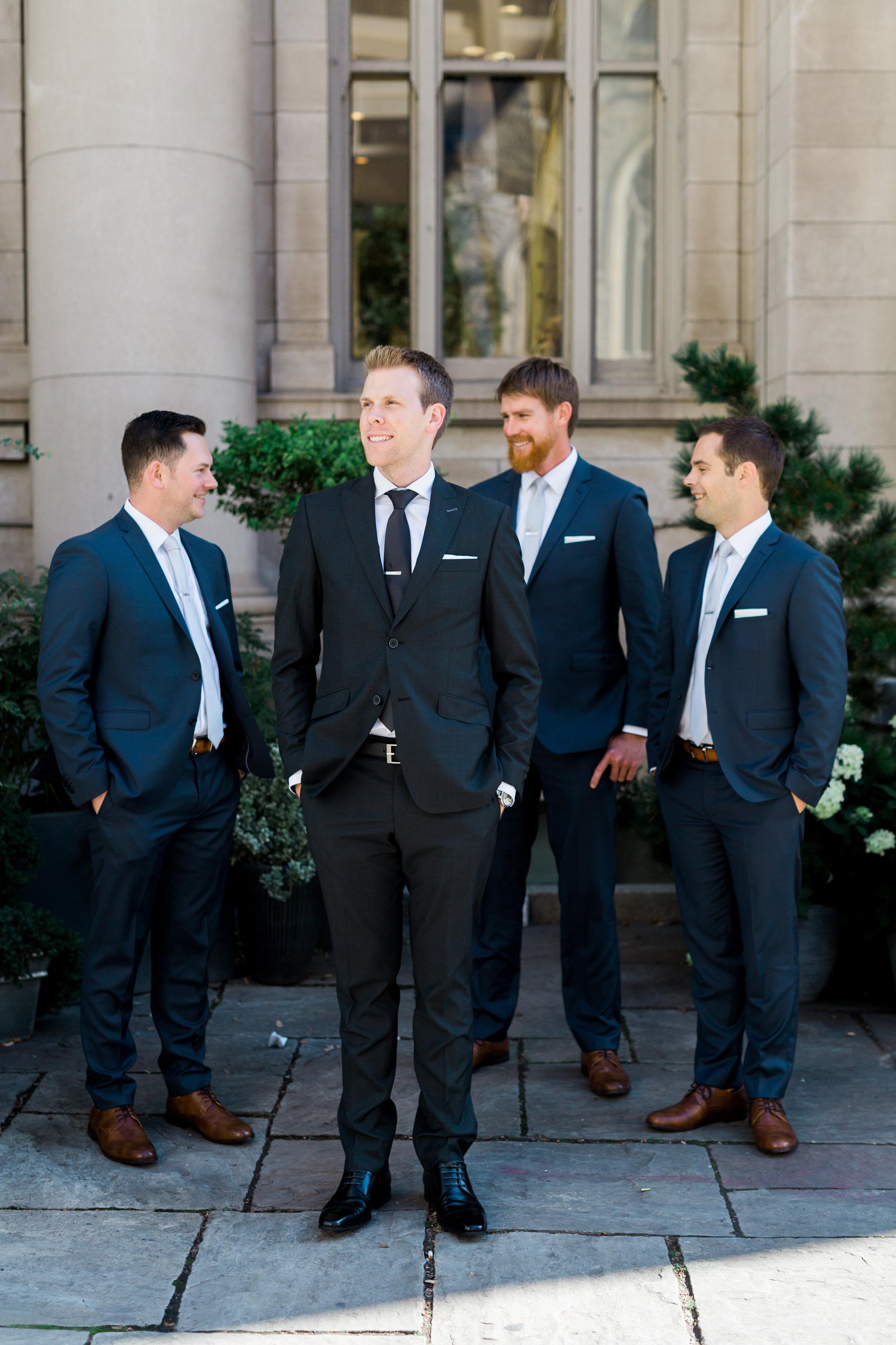 Toronto Fine Art Photographer - Yorkville Wedding - Bridal Party Portraits-27.jpg