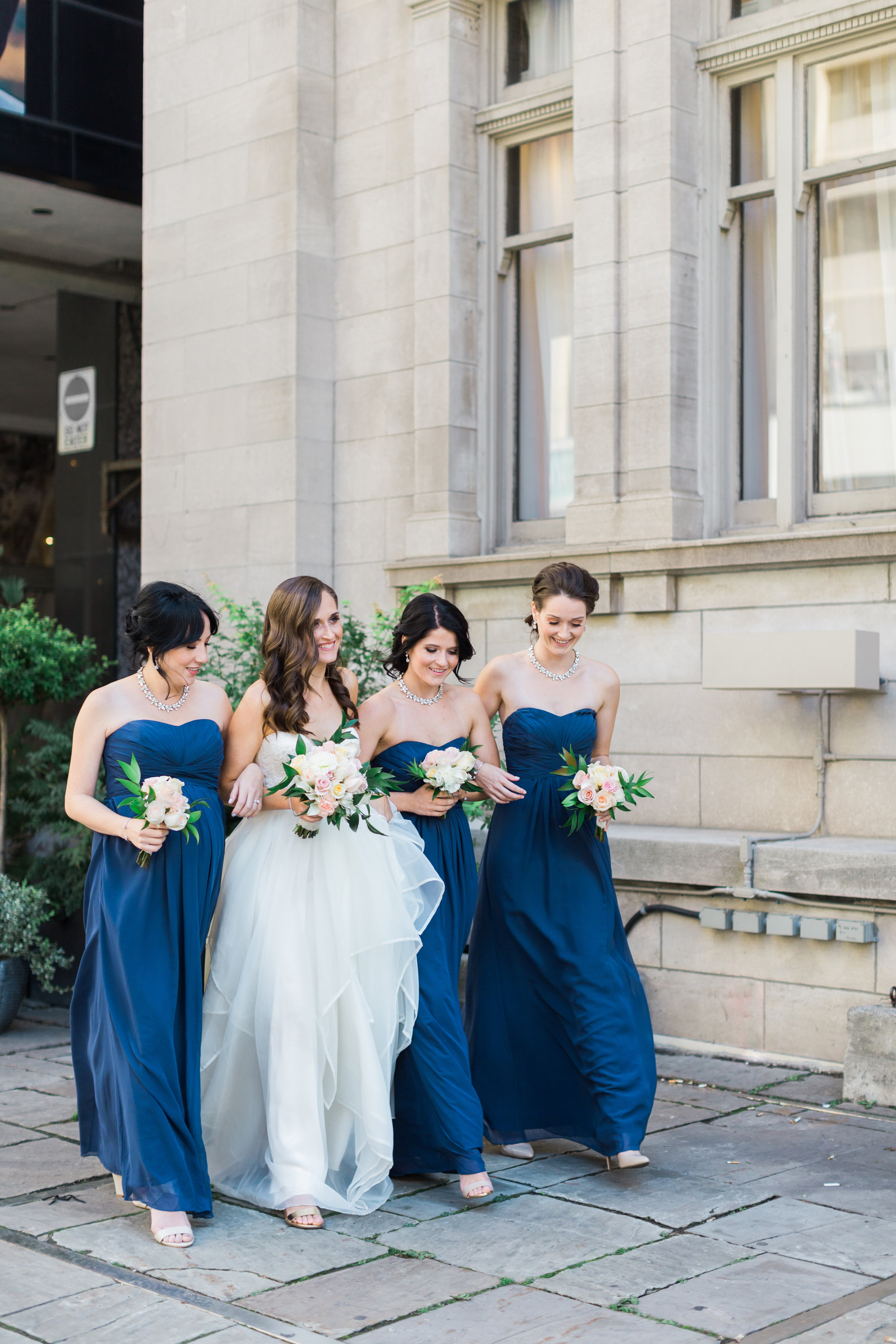 Toronto Fine Art Photographer - Yorkville Wedding - Bridal Party Portraits-41.jpg