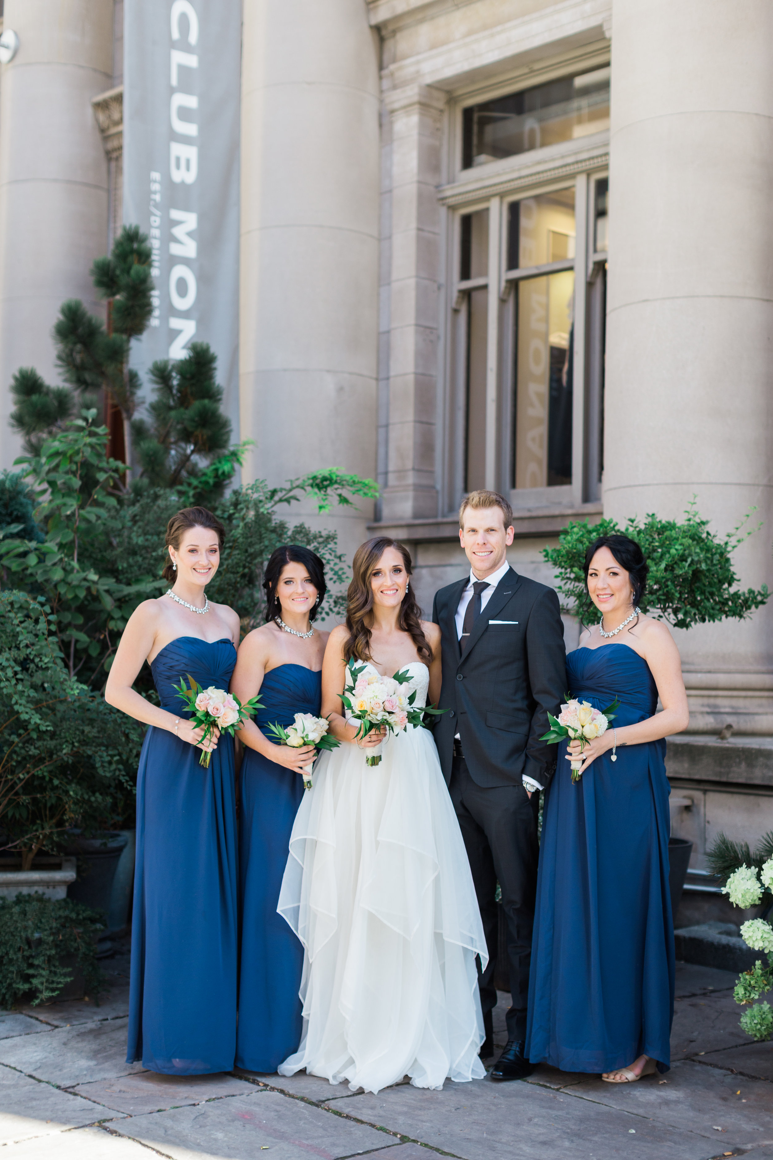 Toronto Fine Art Photographer - Yorkville Wedding - Bridal Party Portraits-46.jpg