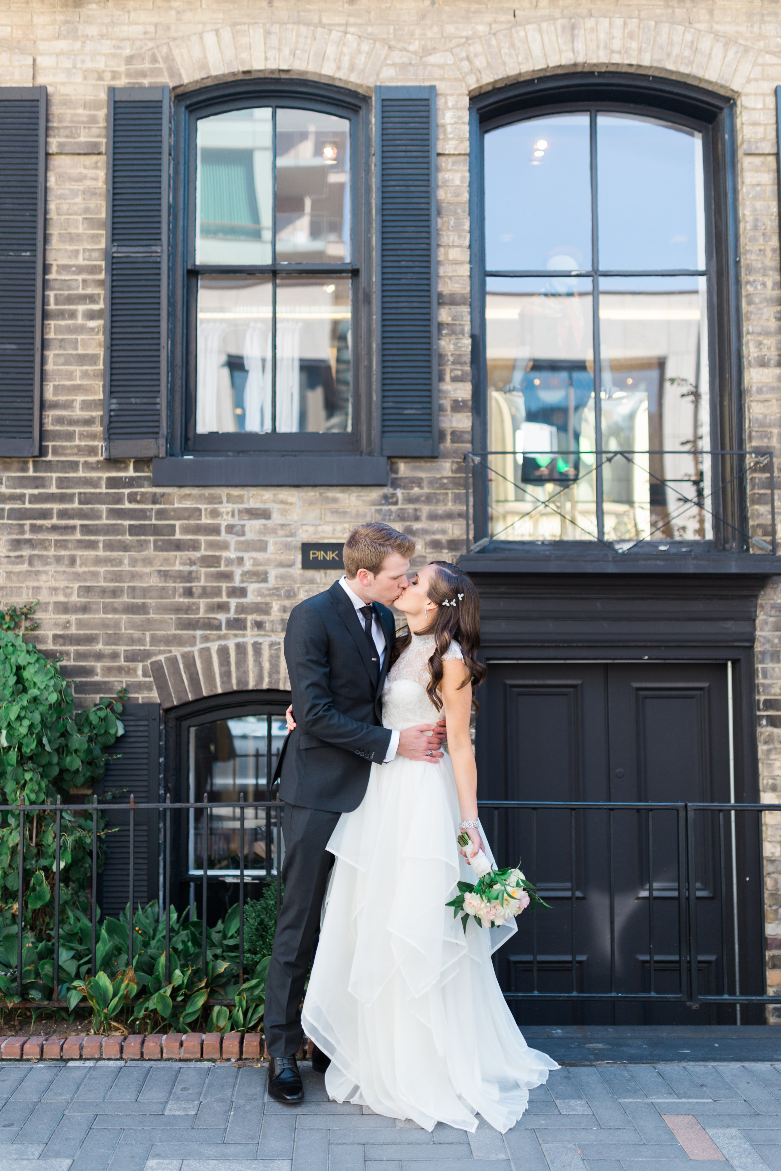 Toronto Fine Art Photographer - Yorkville Wedding - Bride & Groom Portraits-2.jpg