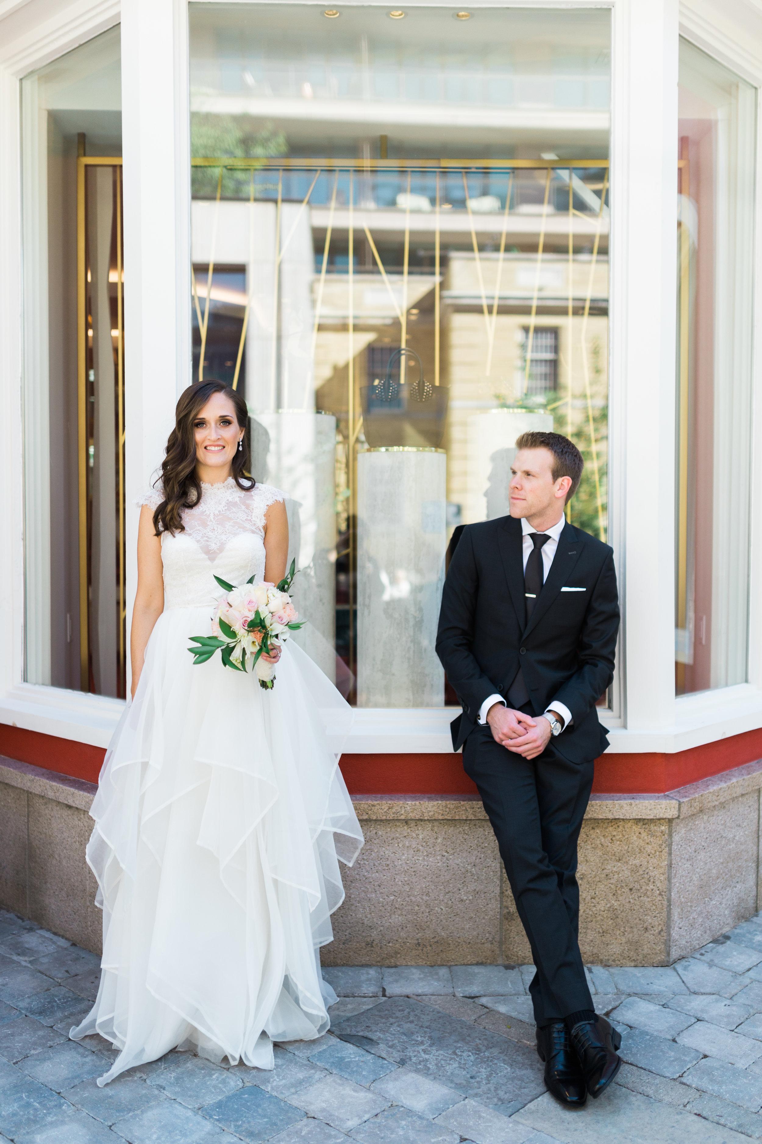 Toronto Fine Art Photographer - Yorkville Wedding - Bride & Groom Portraits-16.jpg