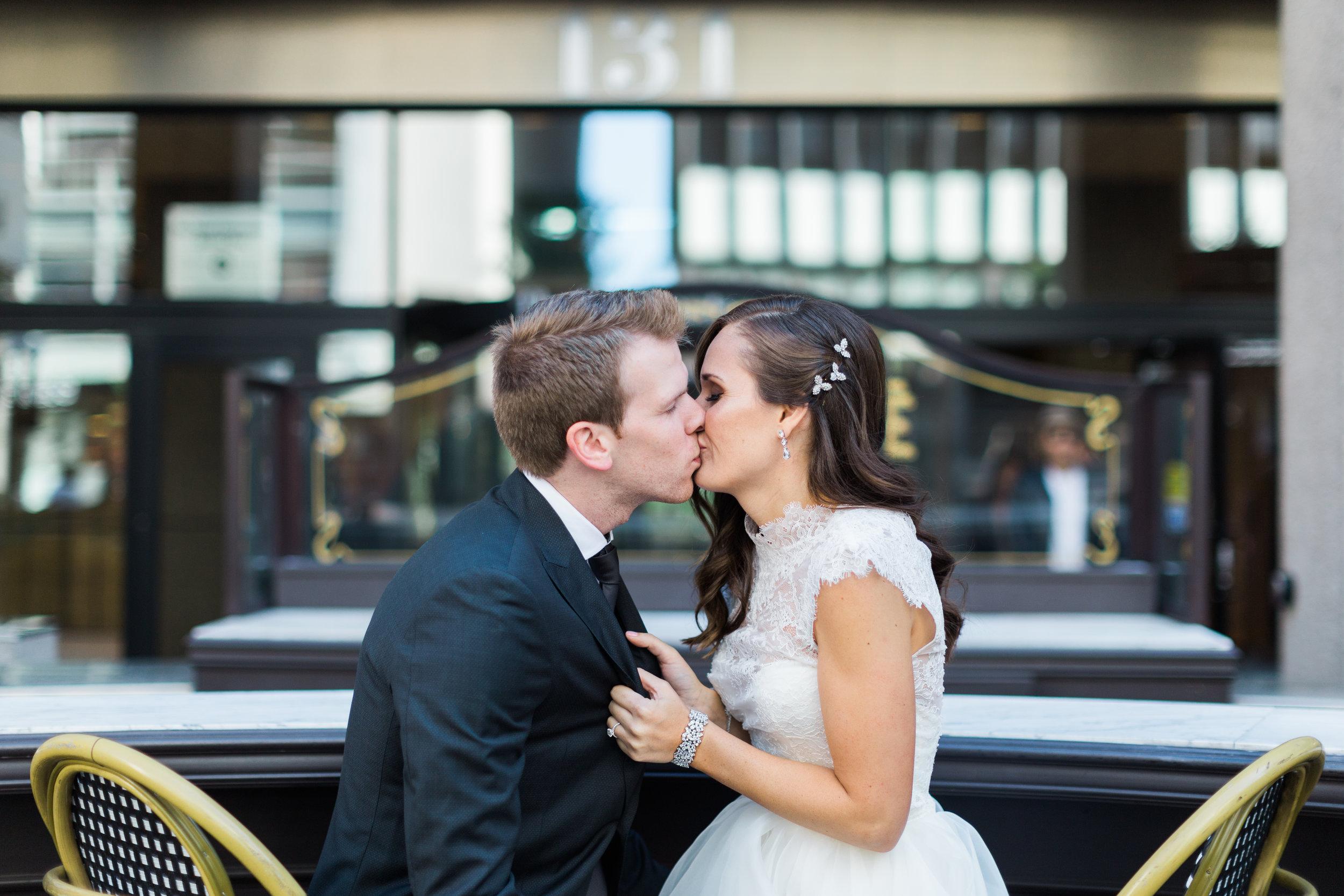 Toronto Fine Art Photographer - Yorkville Wedding - Bride & Groom Portraits-41.jpg