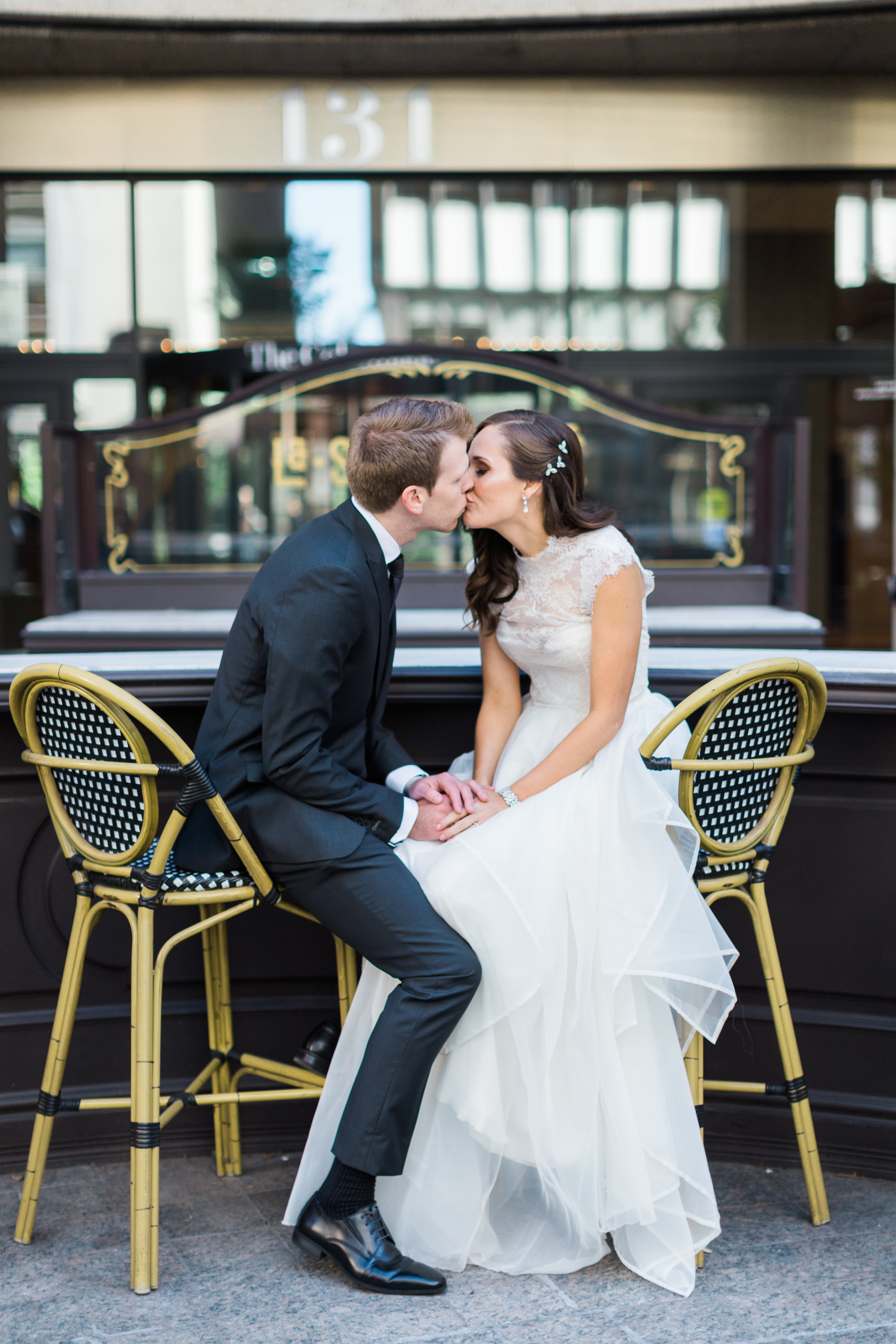 Toronto Fine Art Photographer - Yorkville Wedding - Bride & Groom Portraits-37.jpg