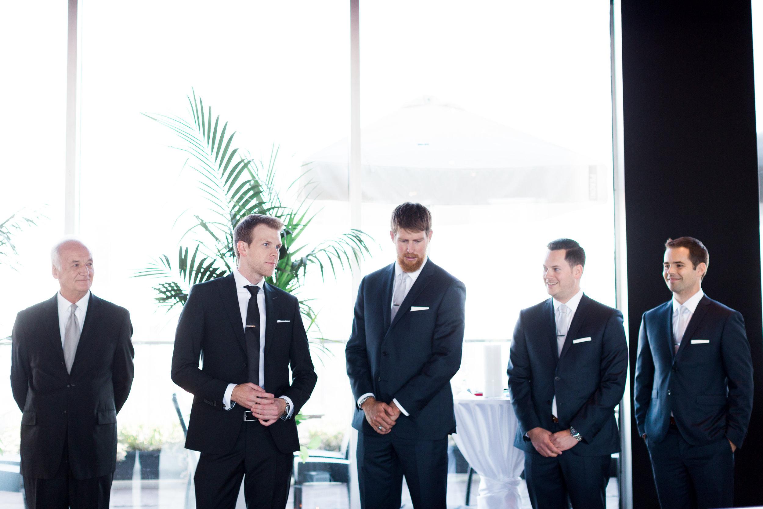 Toronto Fine Art Photographer - 180 Restaurant Wedding - Ceremony-26.jpg