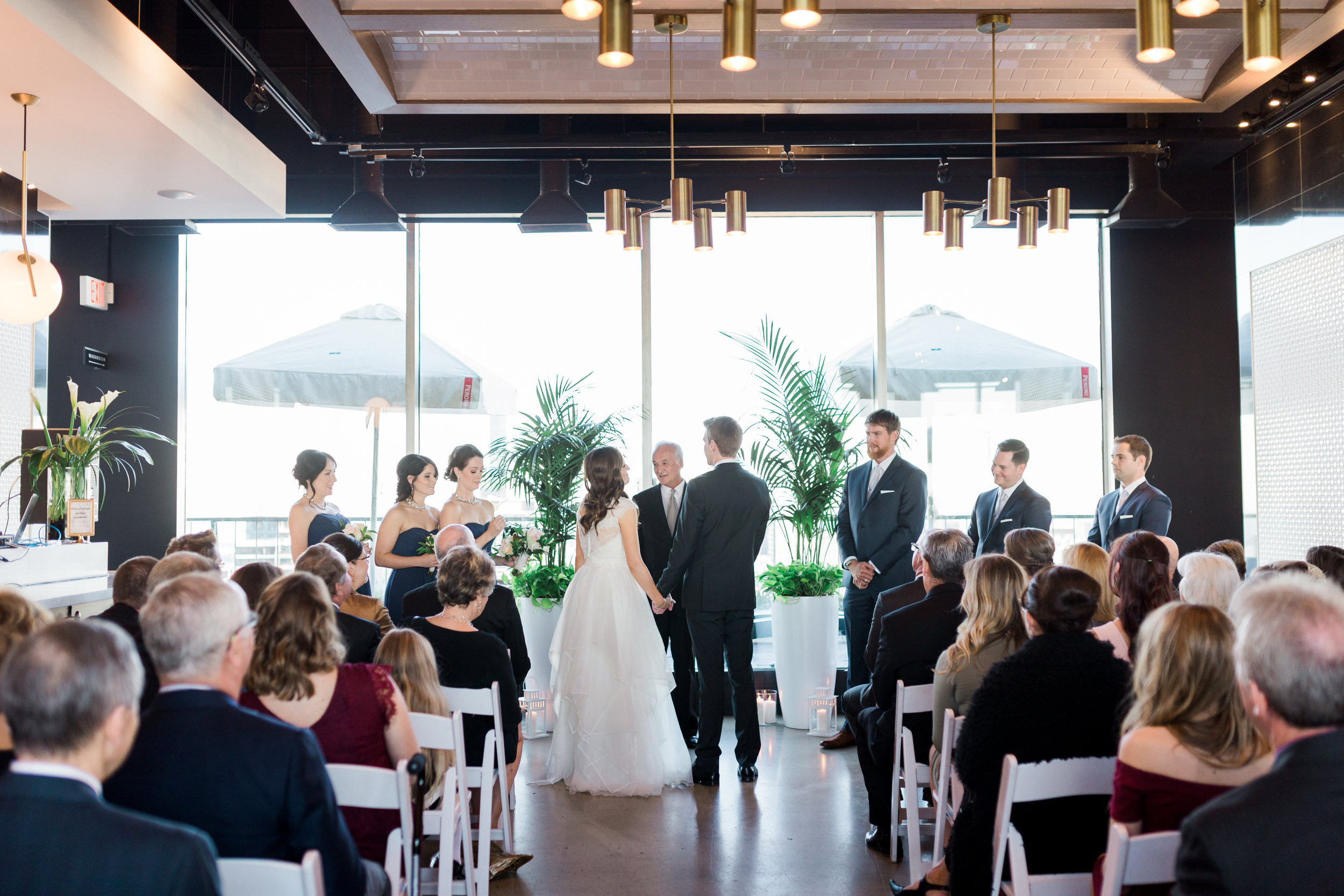 Toronto Fine Art Photographer - 180 Restaurant Wedding - Ceremony-97.jpg