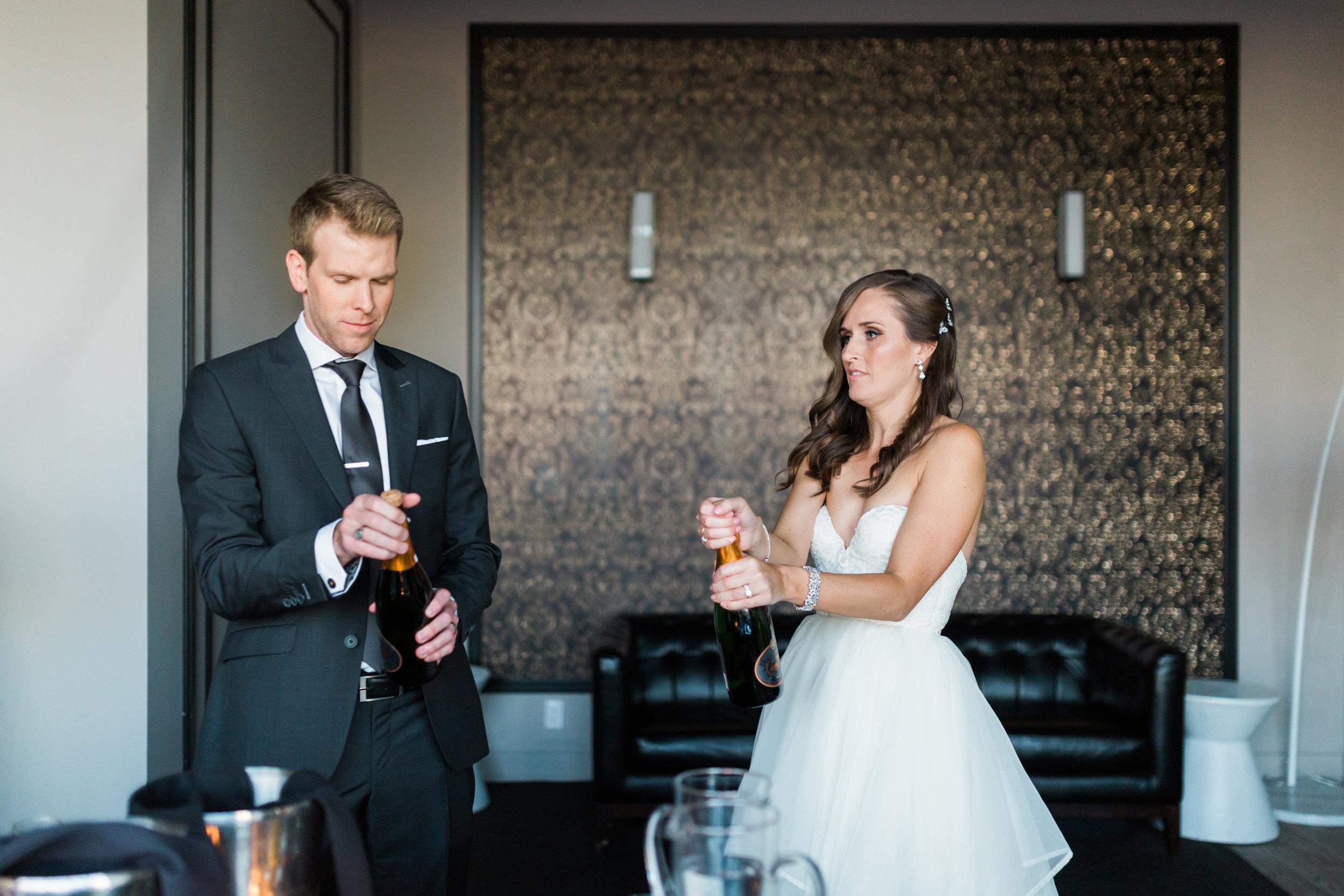 Toronto Fine Art Photographer - 180 Restaurant Wedding - Ceremony-3.jpg