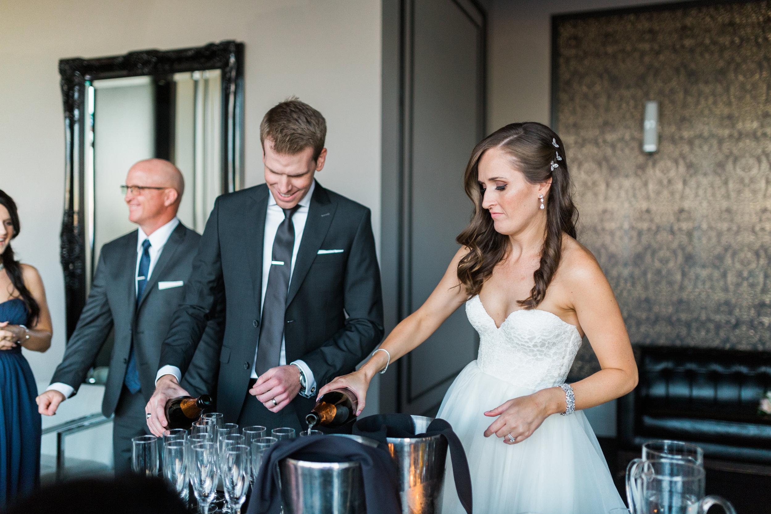 Toronto Fine Art Photographer - 180 Restaurant Wedding - Ceremony-5.jpg