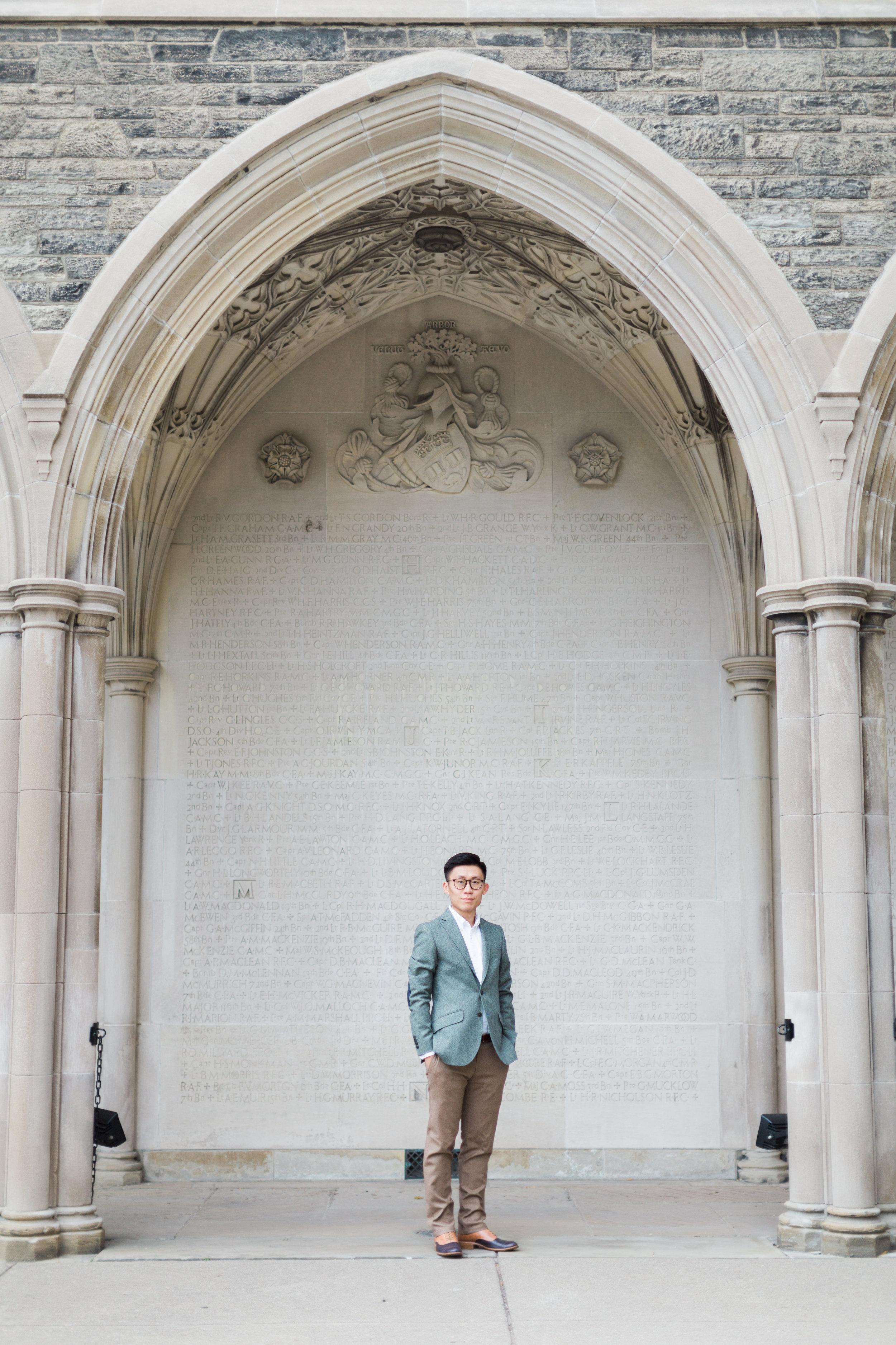 Toronto Fine Art Photographer - University of Toronto Engagement Session-95.jpg