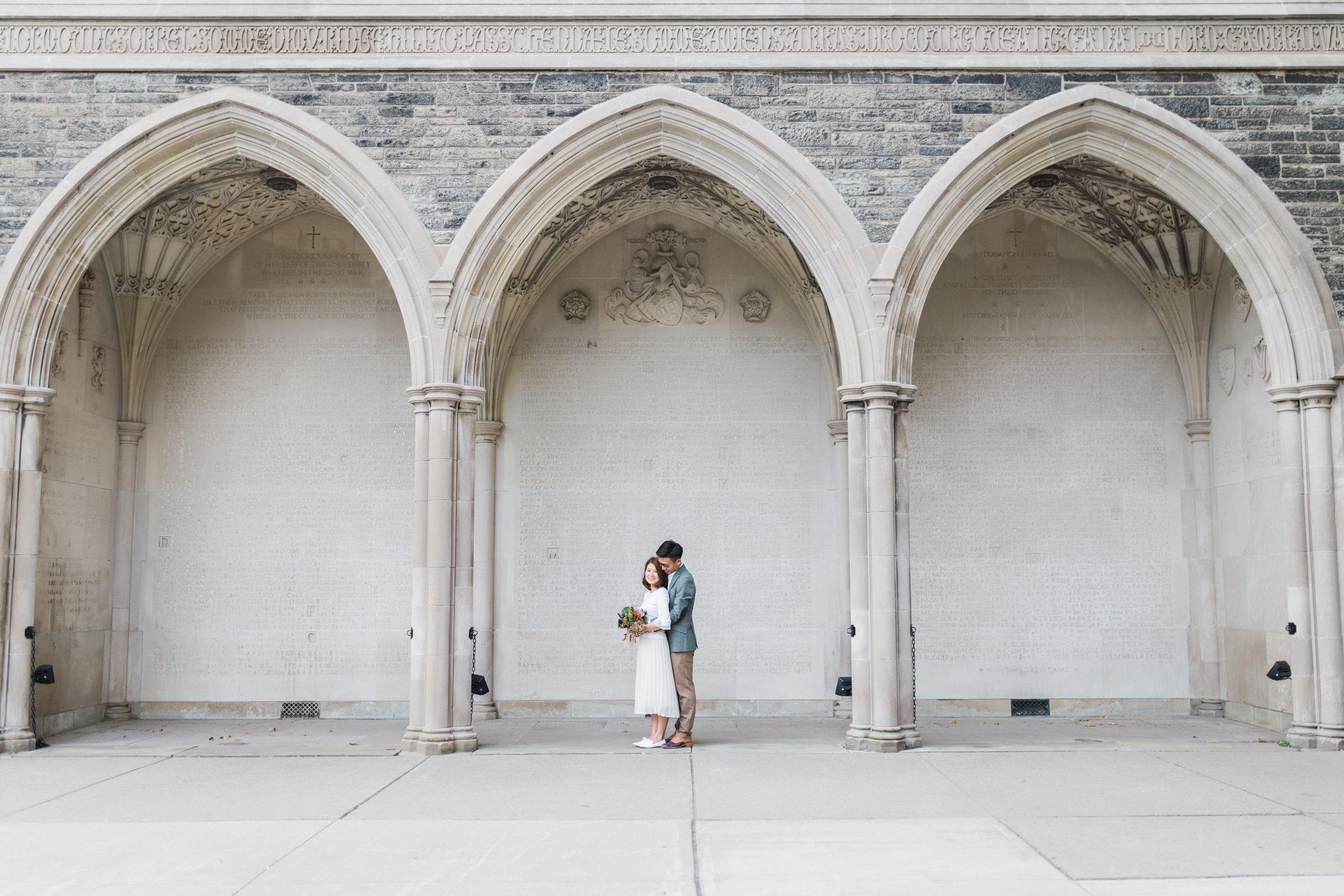 Toronto Fine Art Photographer - University of Toronto Engagement Session-129.jpg