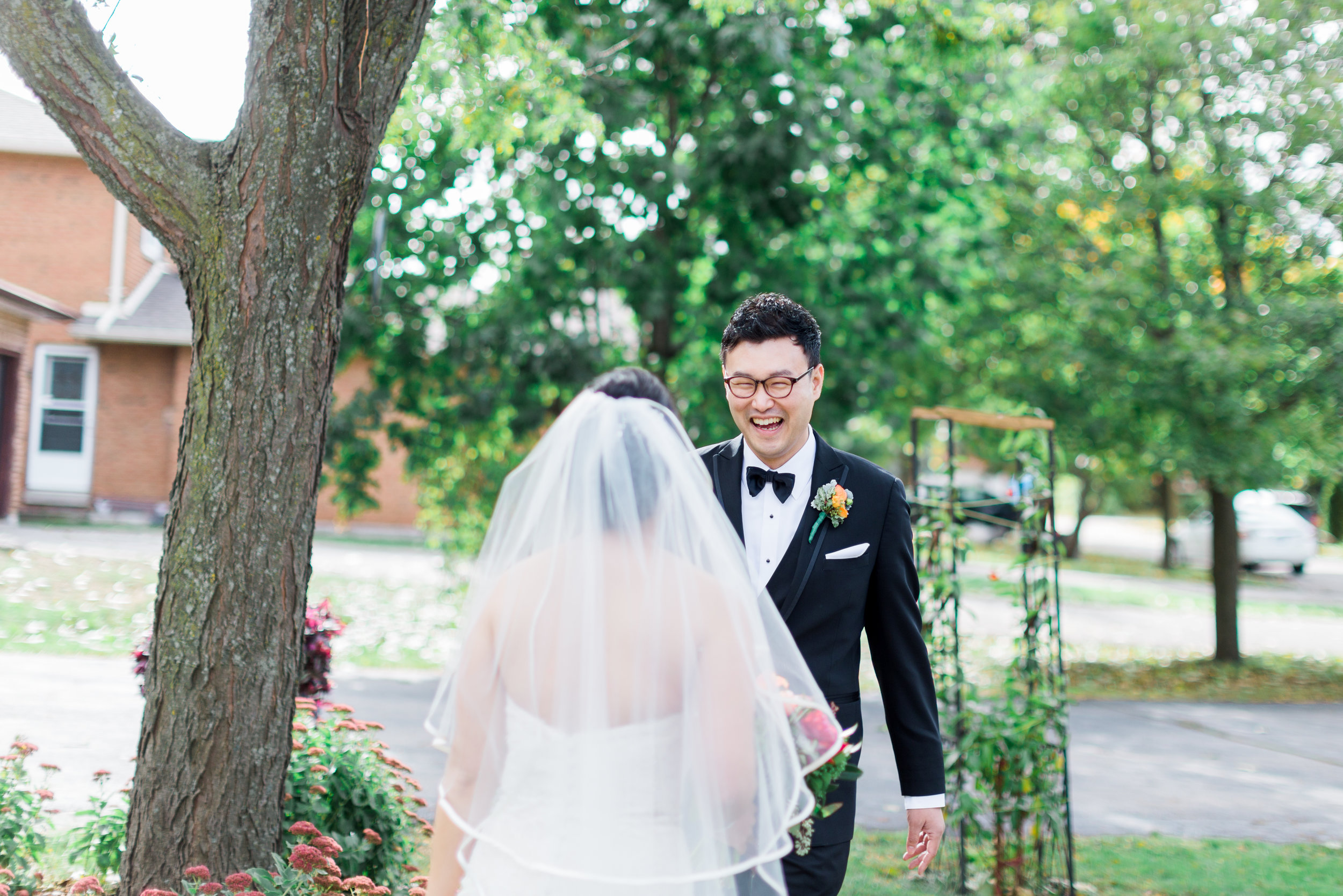 Toronto Fine Art Photographer - Toronto Hunt Club Wedding - First Look-13.jpg