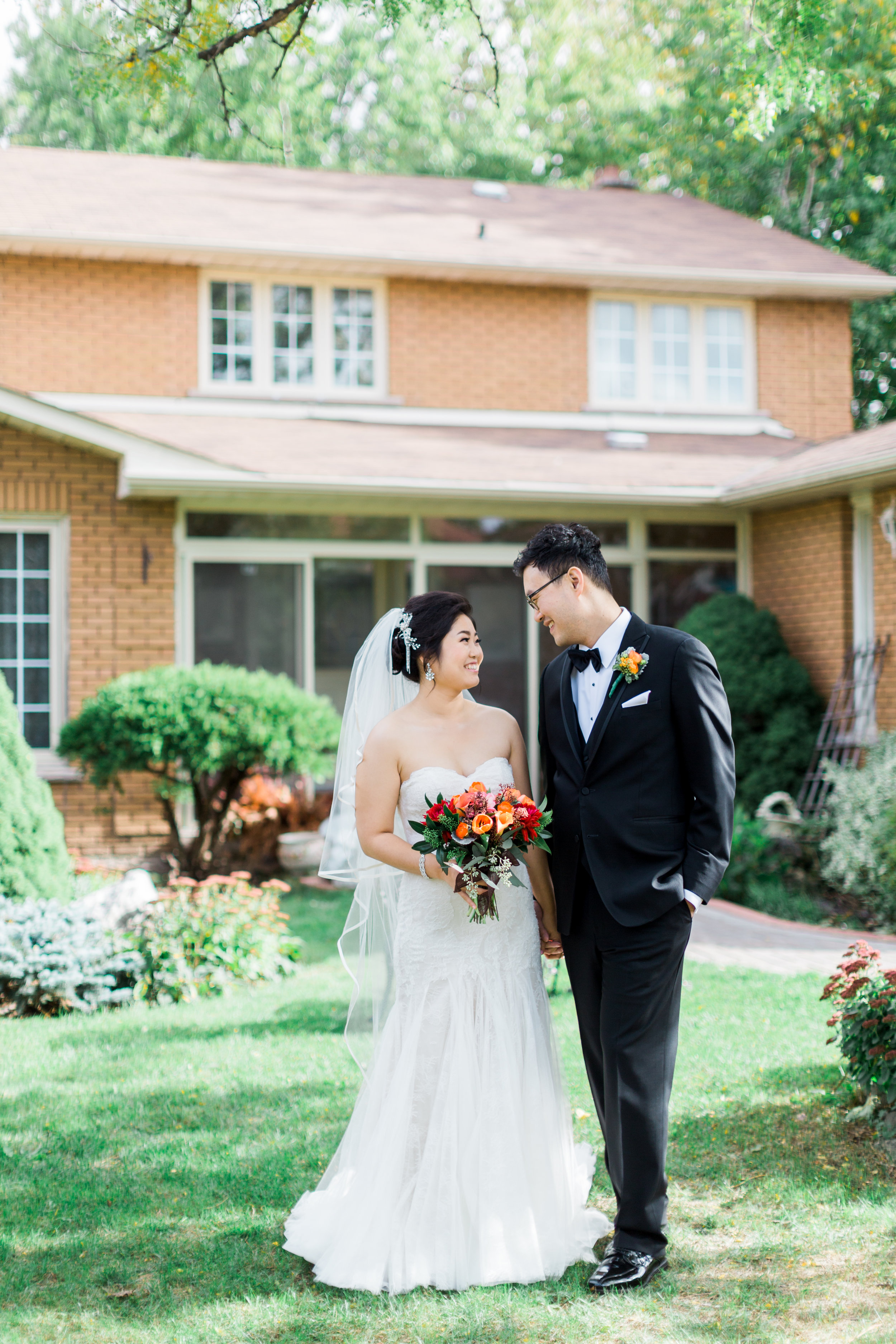 Toronto Fine Art Photographer - Toronto Hunt Club Wedding - First Look-19.jpg