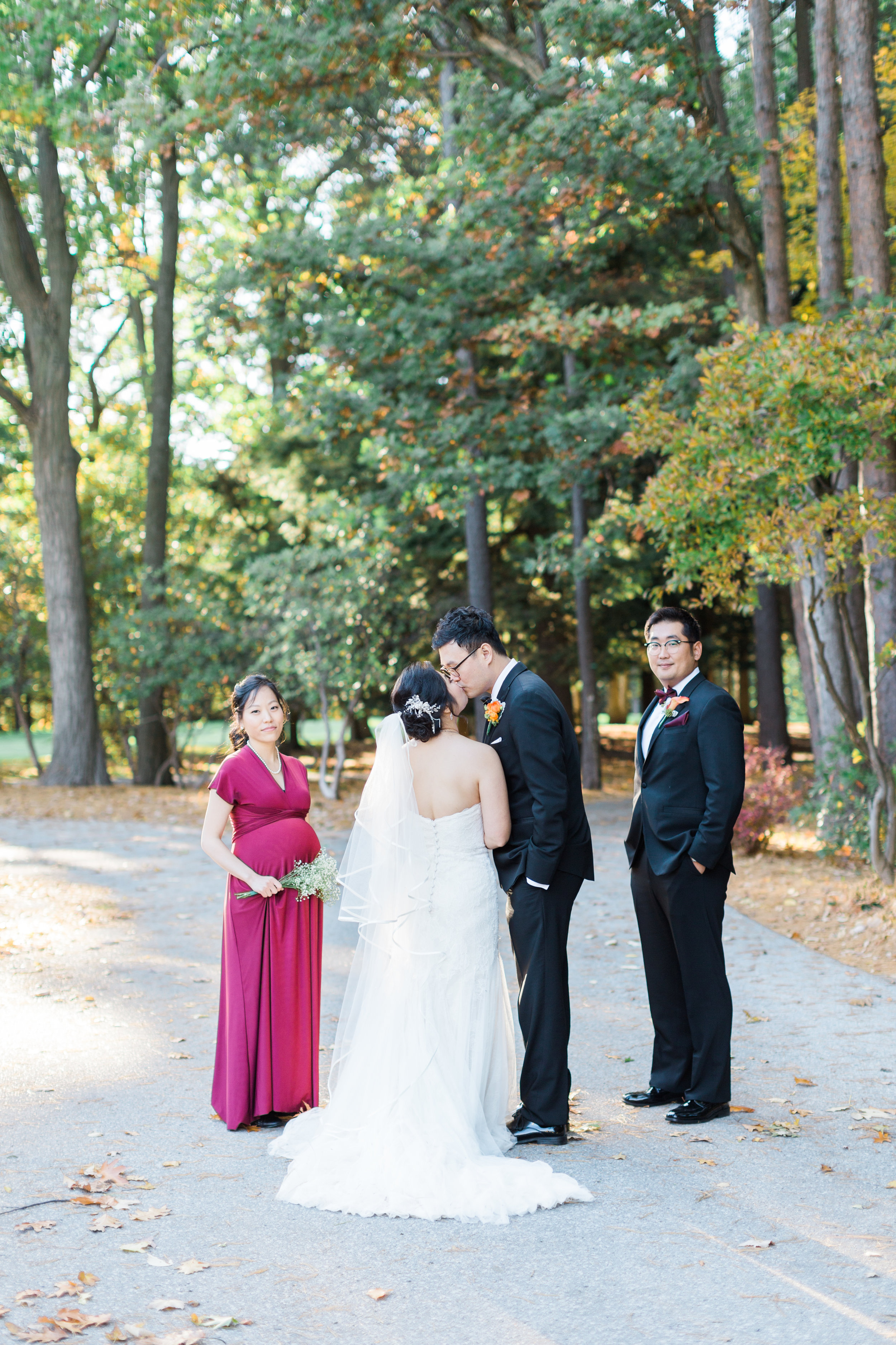 Toronto Fine Art Photographer - Toronto Hunt Club Wedding - Bridal Party Portraits-11.jpg