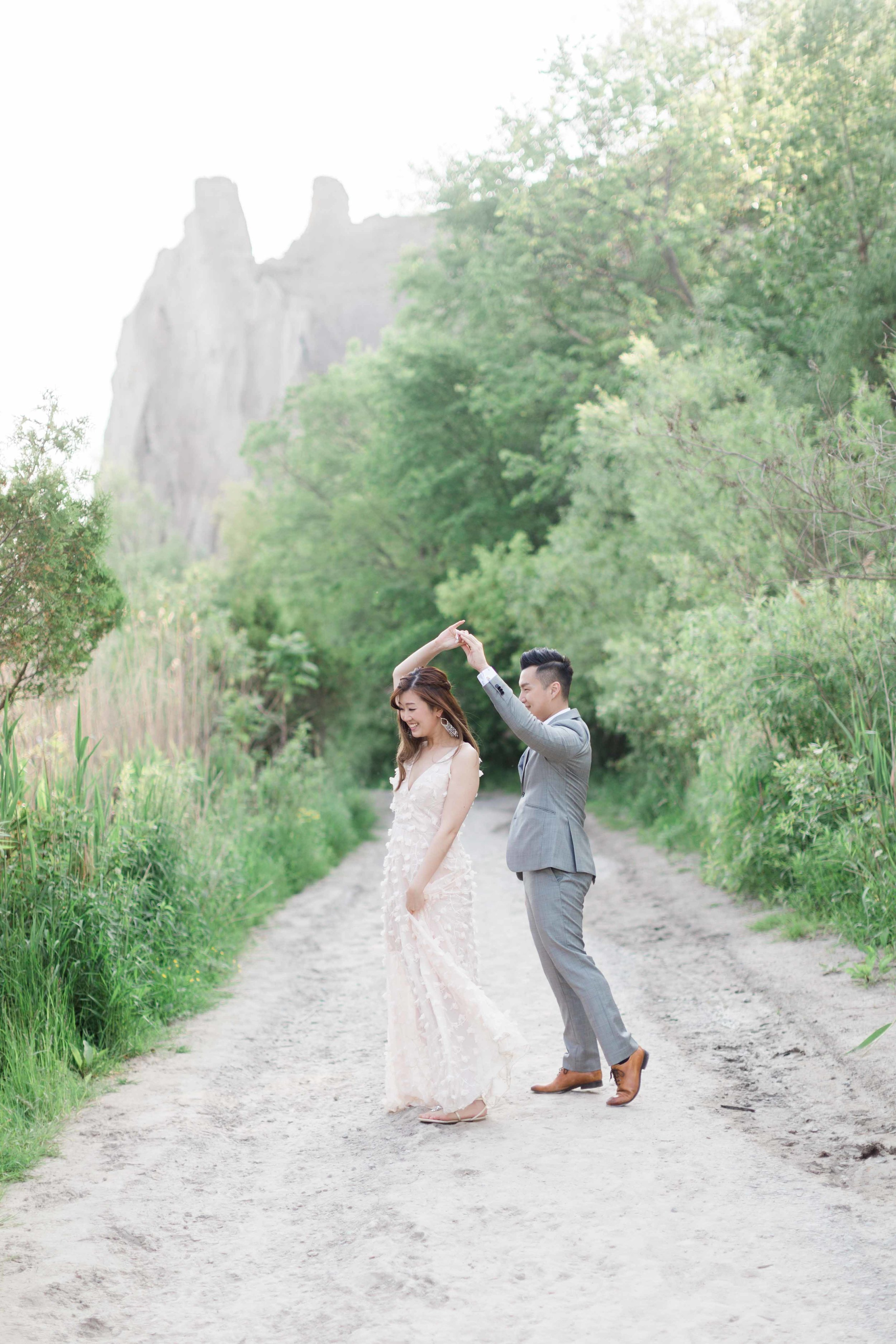 Cari Zhu Fine Art Photographer - Scarborough Bluffs Engagement Session-5.jpg