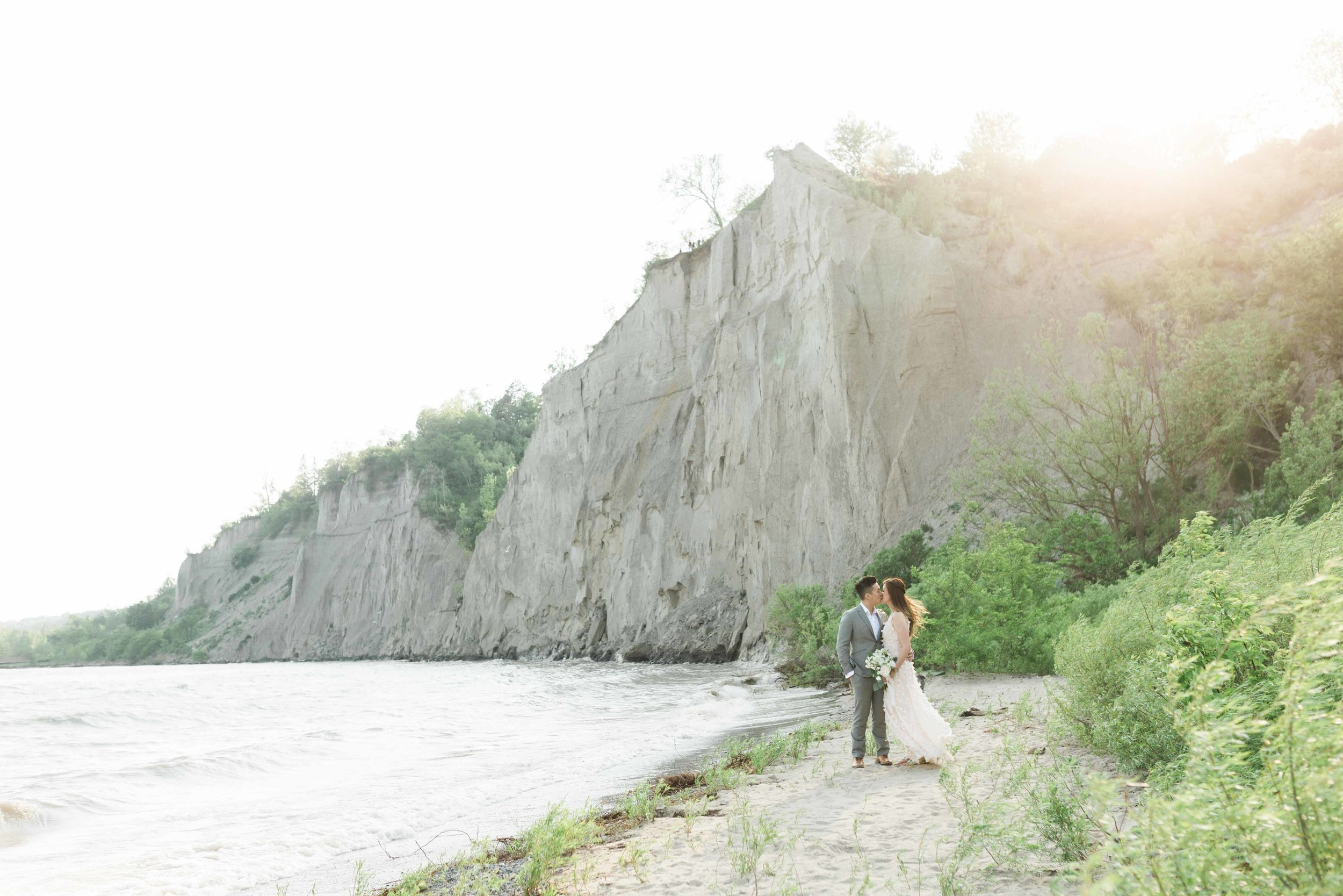 Cari Zhu Fine Art Photographer - Scarborough Bluffs Engagement Session-10.jpg