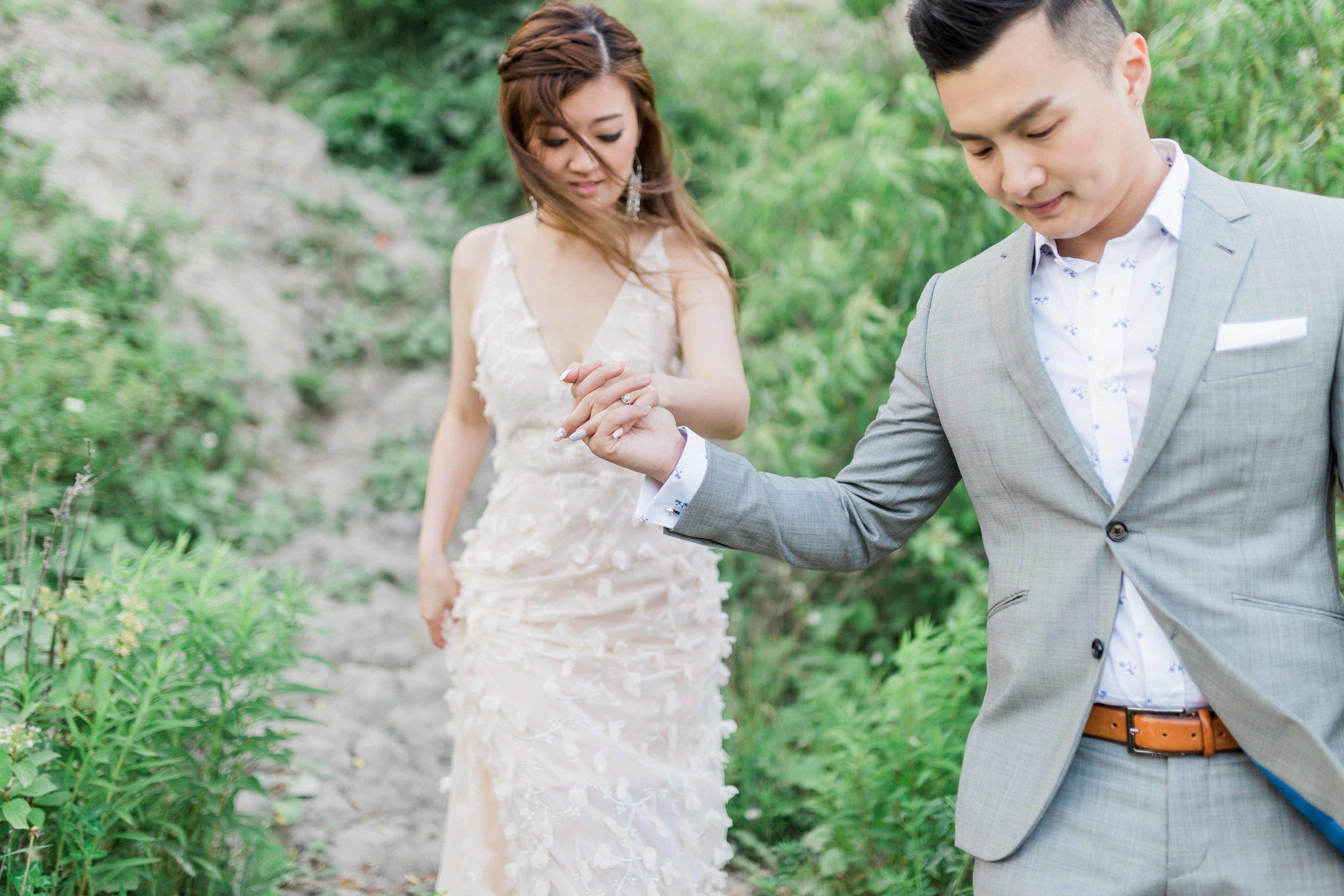 Cari Zhu Fine Art Photographer - Scarborough Bluffs Engagement Session-18.jpg