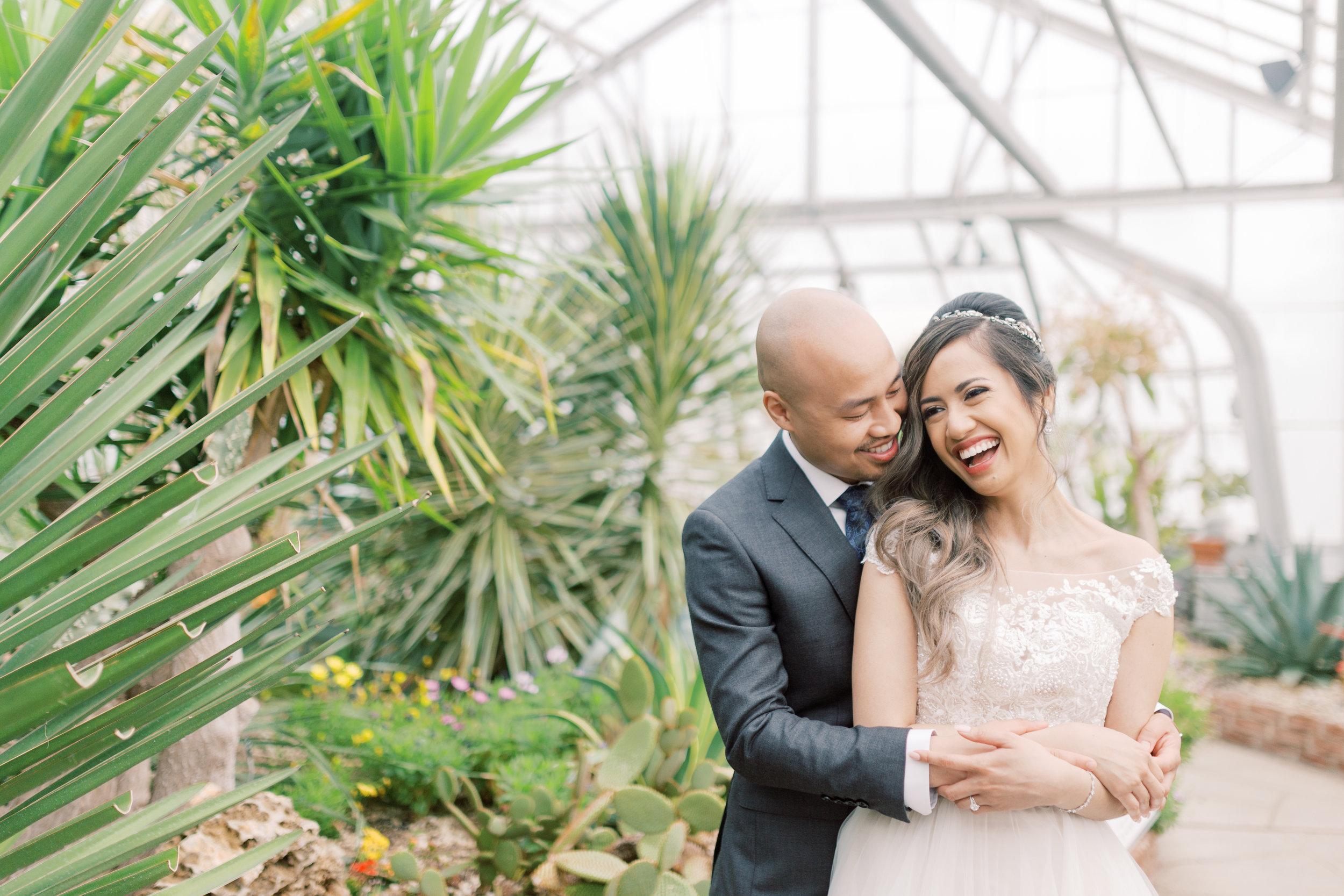 Millenium Gardens Centennial Conservatory Park Wedding-3558.jpg