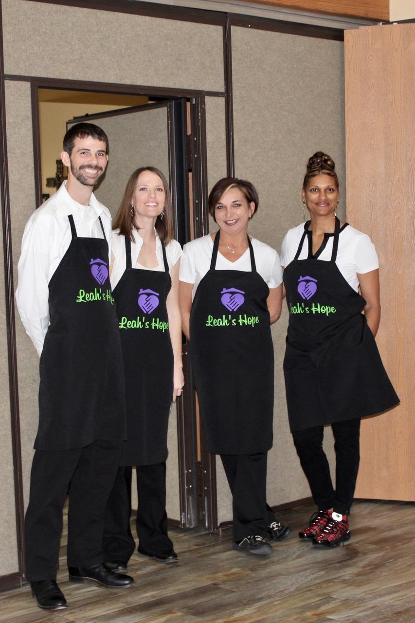 Leah's Hope Servers