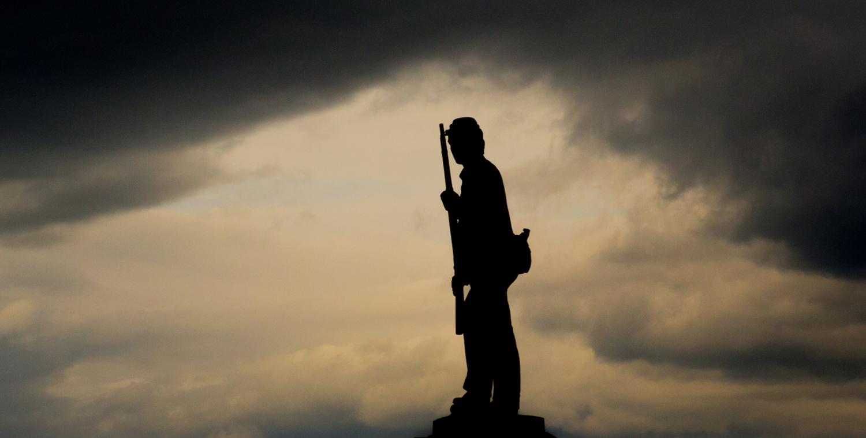 128th Pennsylvania monument Antietam National Battlefield